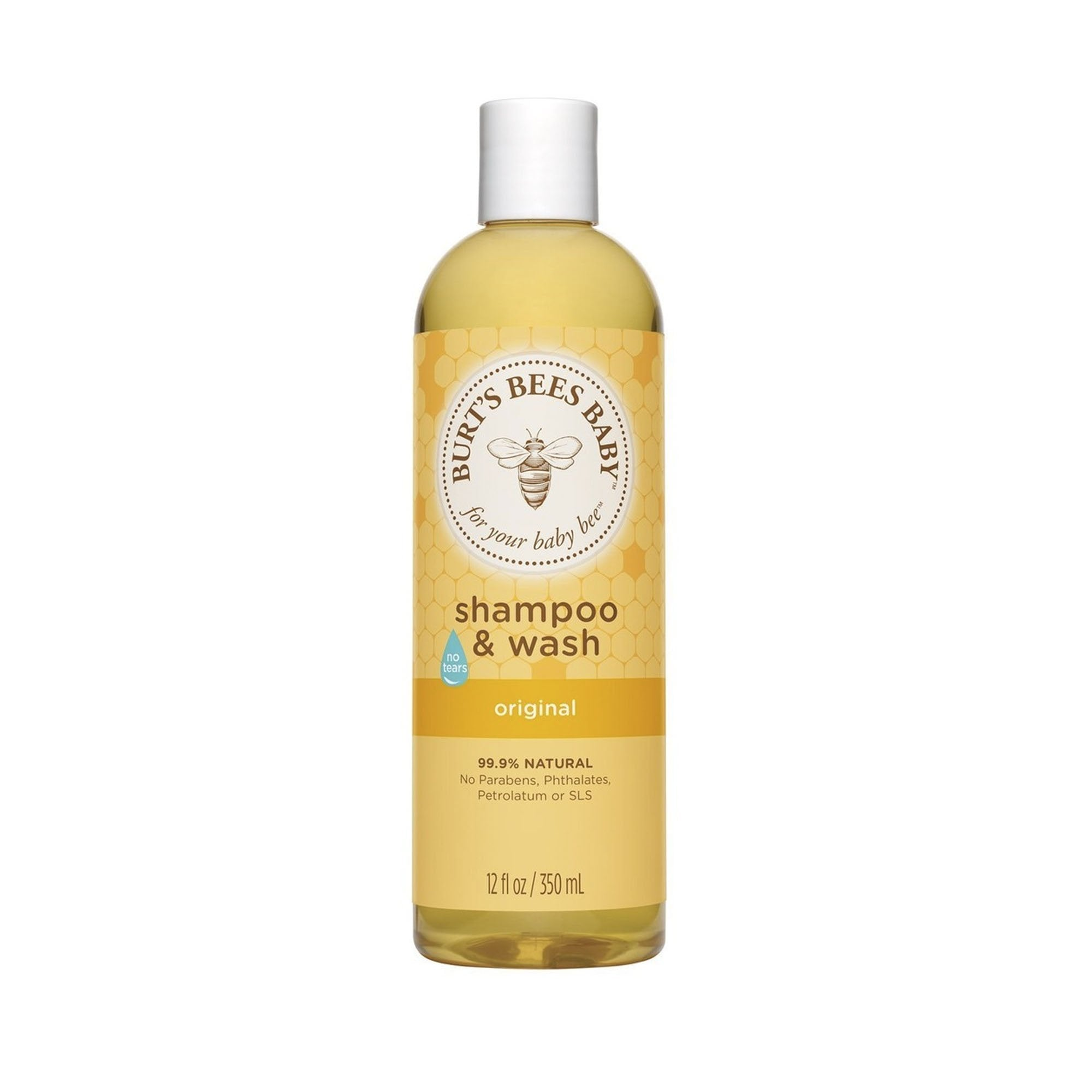 Baby Bee Shampoo & Wash 12oz