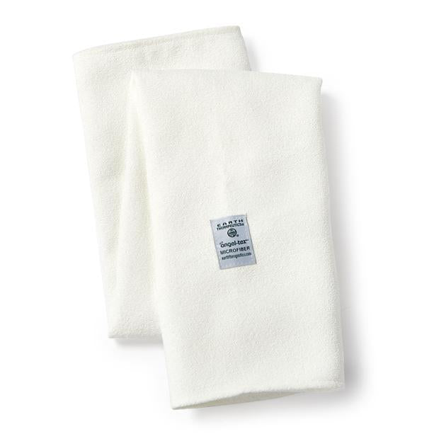 Ultra-Absorbent Quick-Dry Hair Towel - White