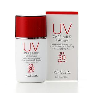 UV Care Milk SPF30 PA+++