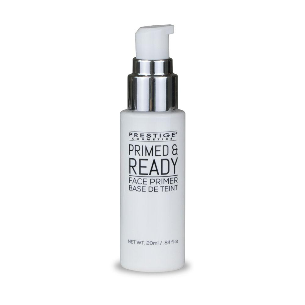 Primed and Ready Face Primer