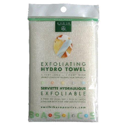 Exfoliating Hydro Towel - White