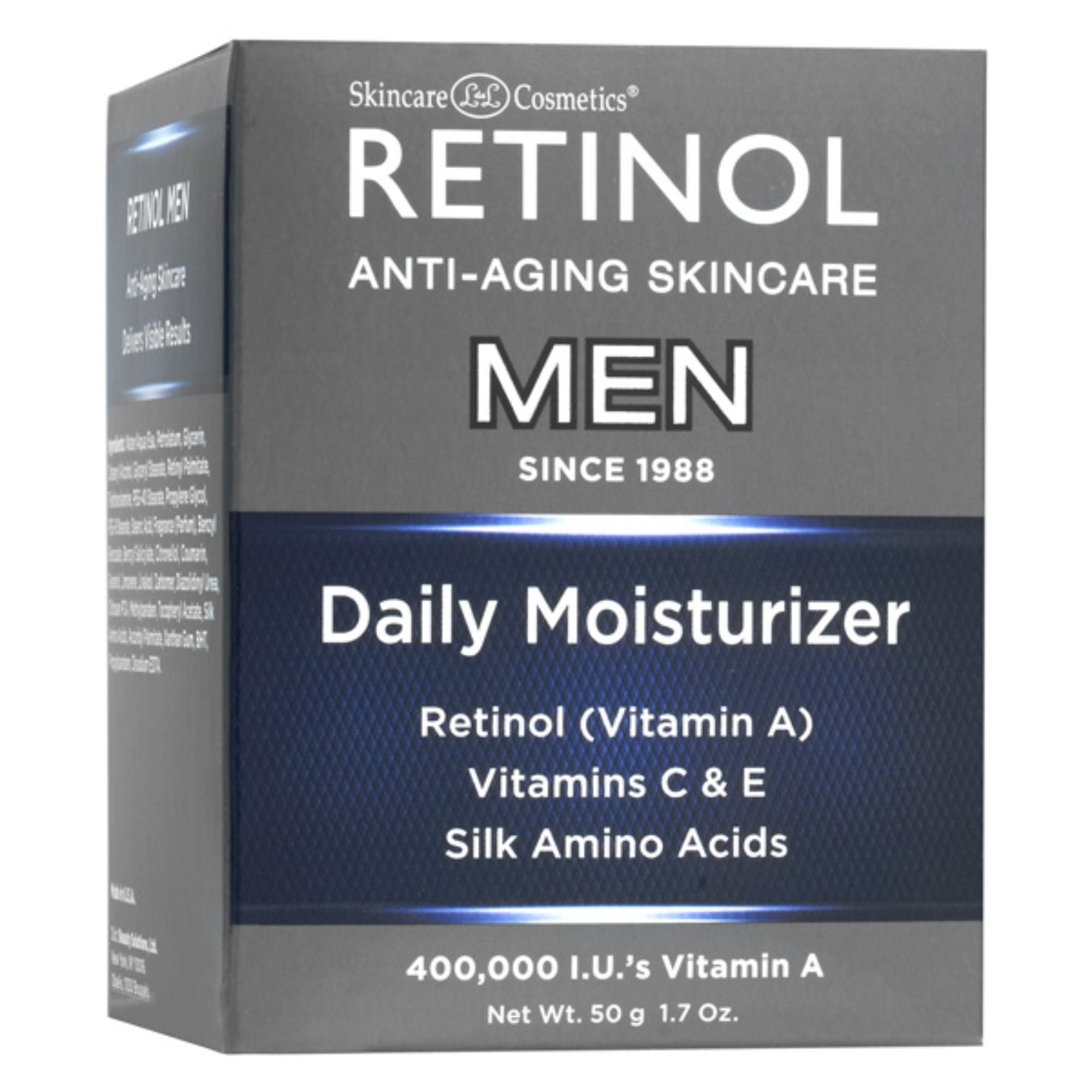 Men's Daily Moisturizer