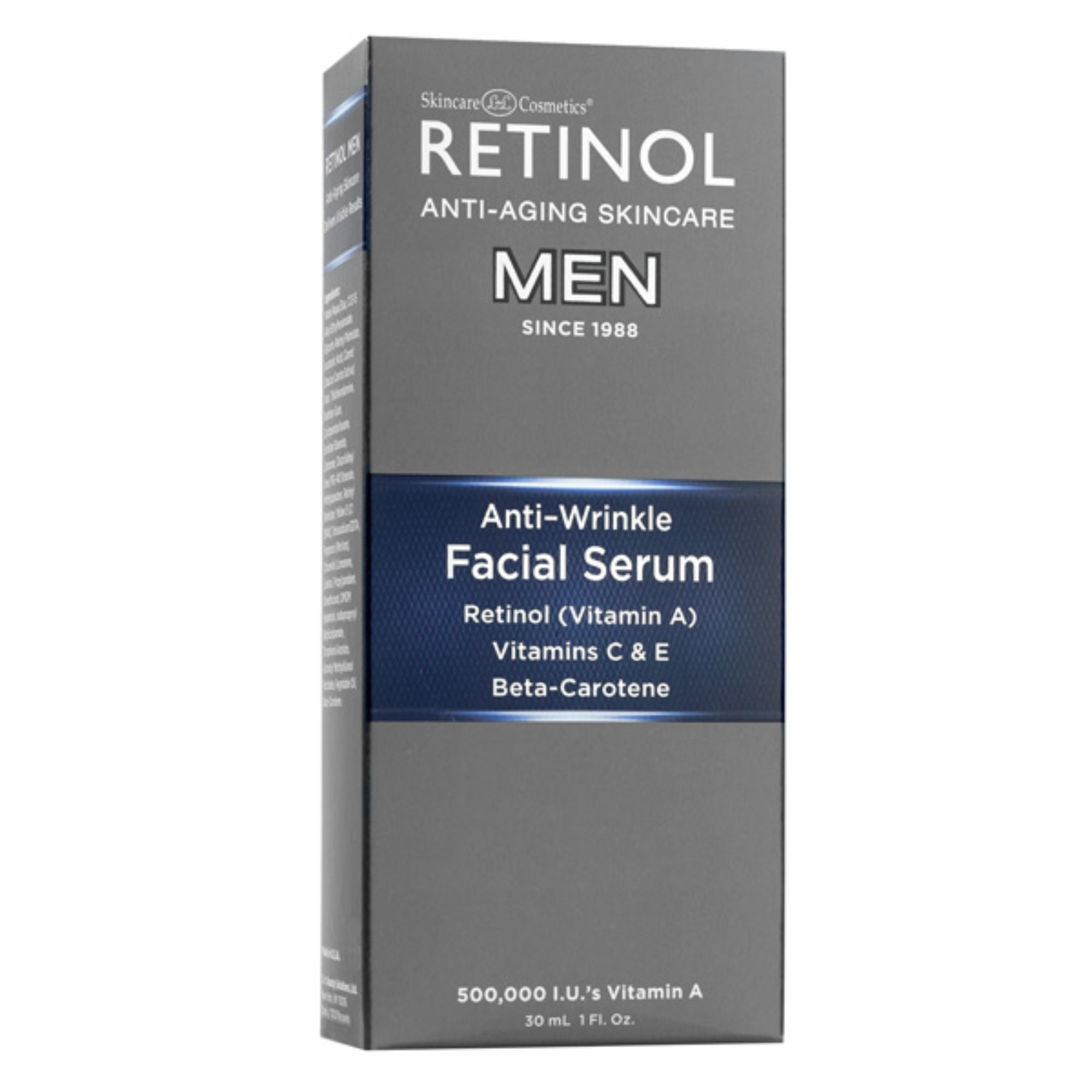 Men's Anti-Wrinkle Facial Serum