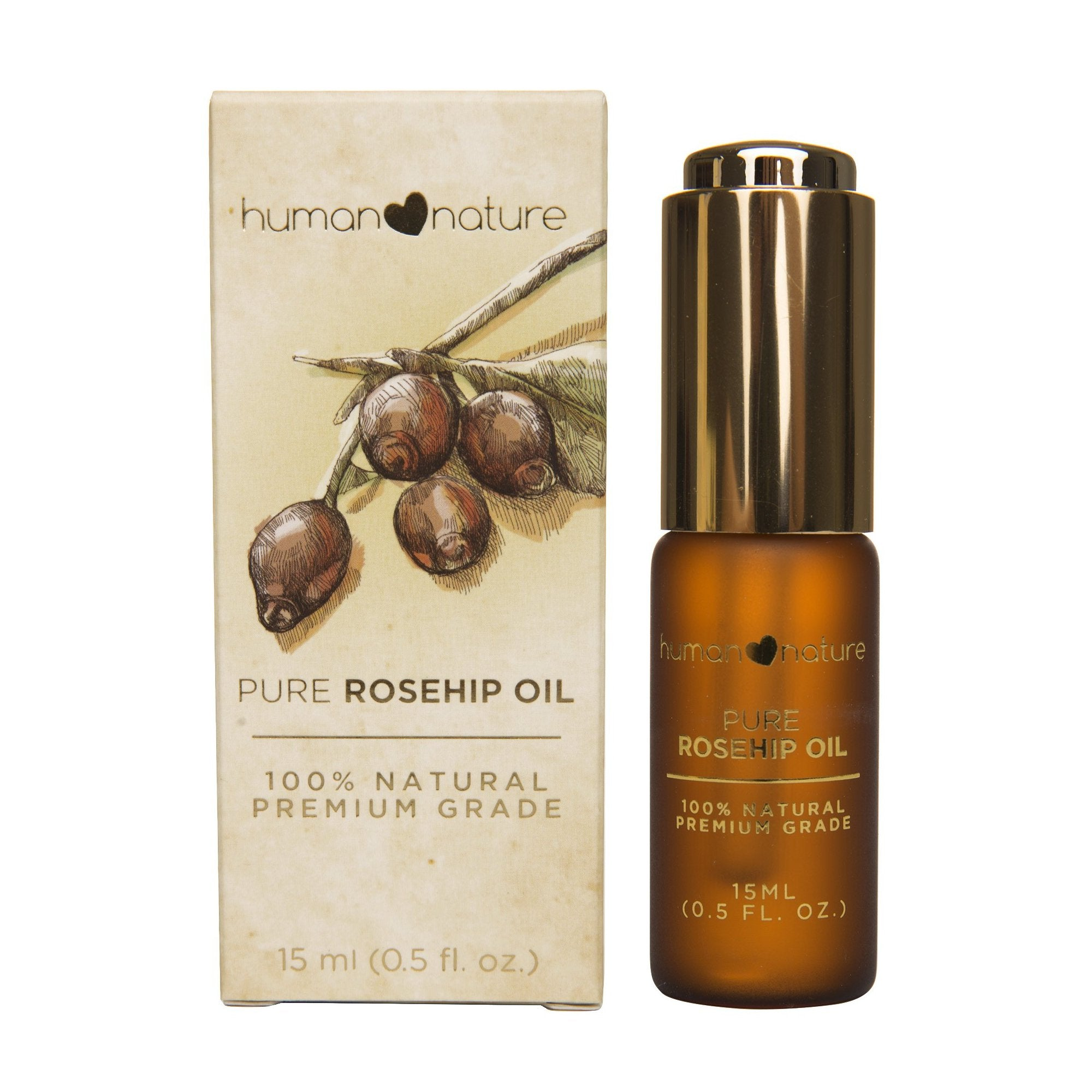 Pure Rosehip Oil Premium Grade 15ml