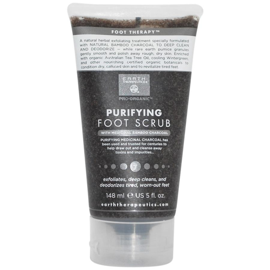 Charcoal Purifying Foot Scrub