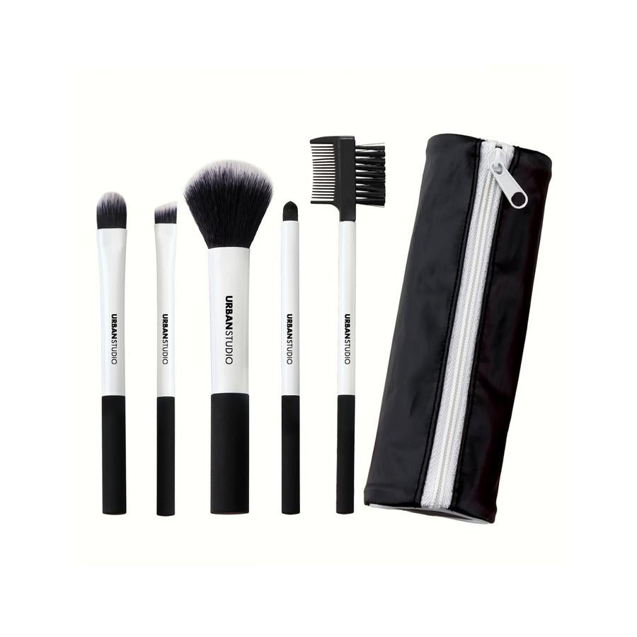 Urban Studio Essential Travel Brush Set