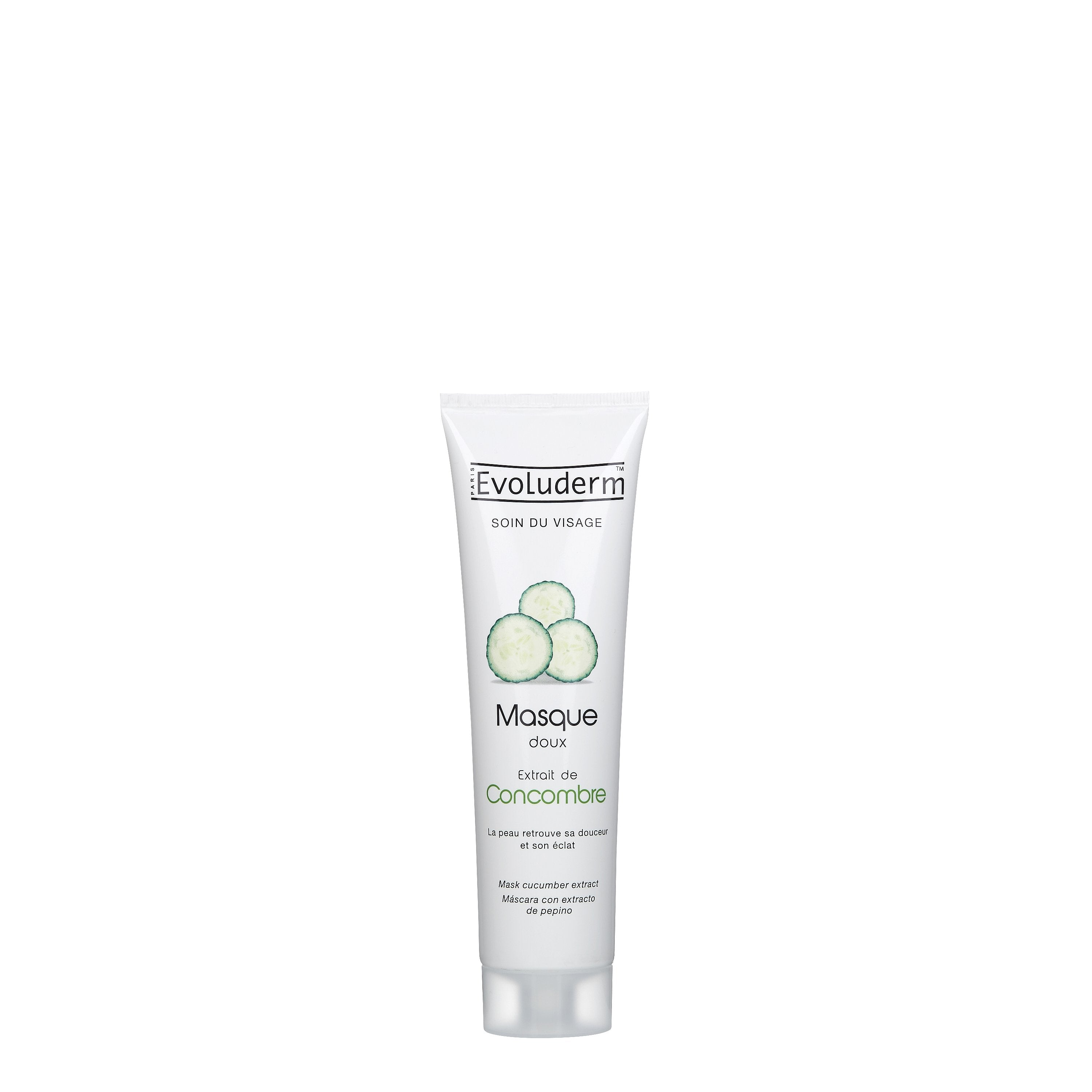Gentle Face Mask with Cucumber Extract