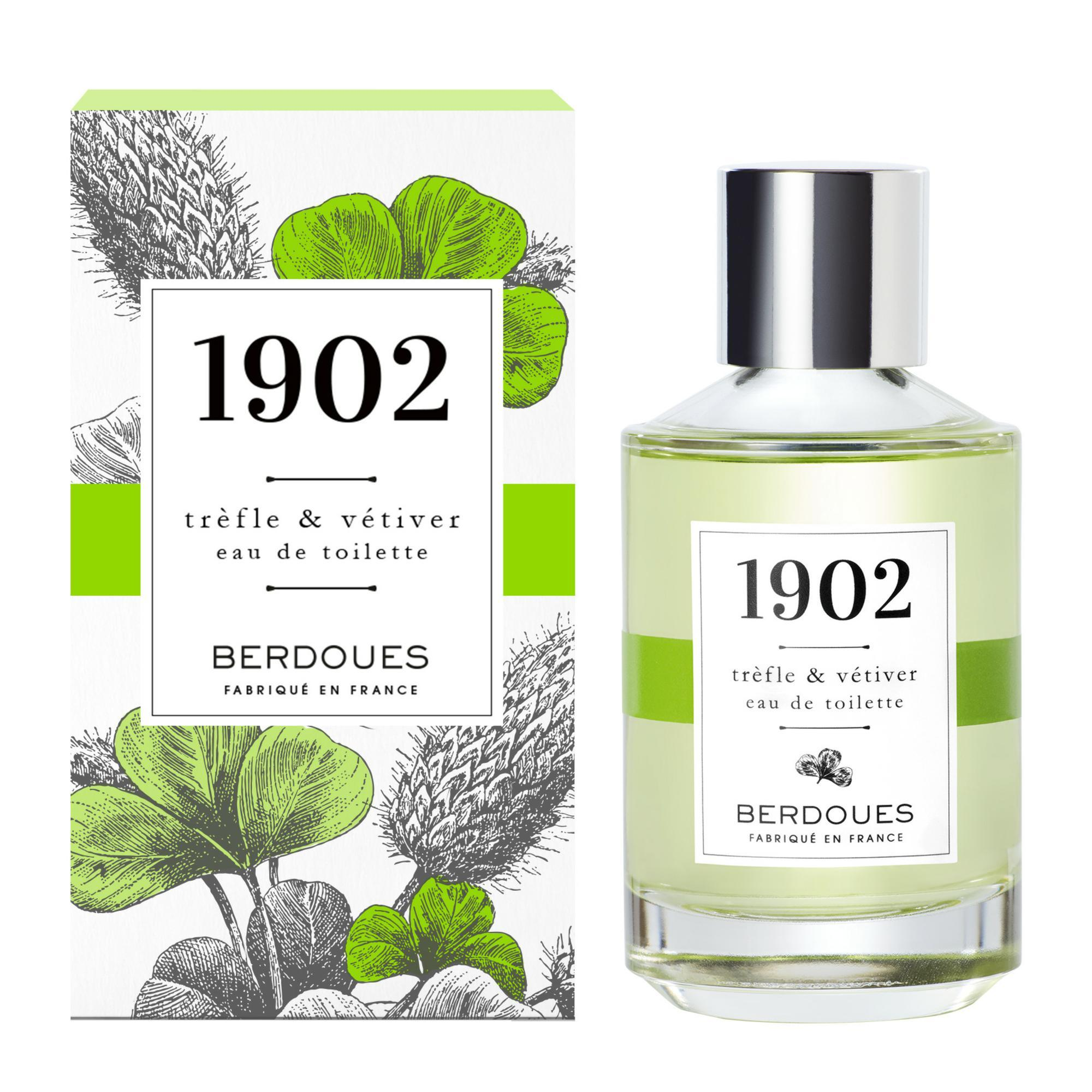 Clover & Vetiver 100ml