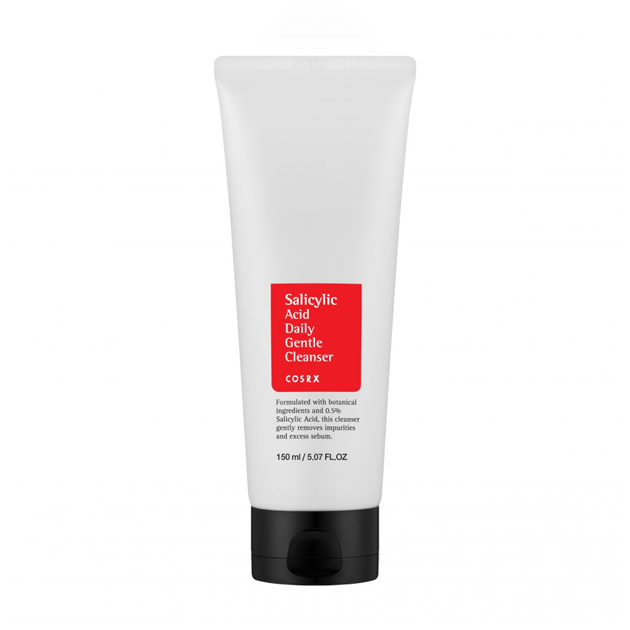 Salicylic Acid Exfoliating Gentle Cleanser