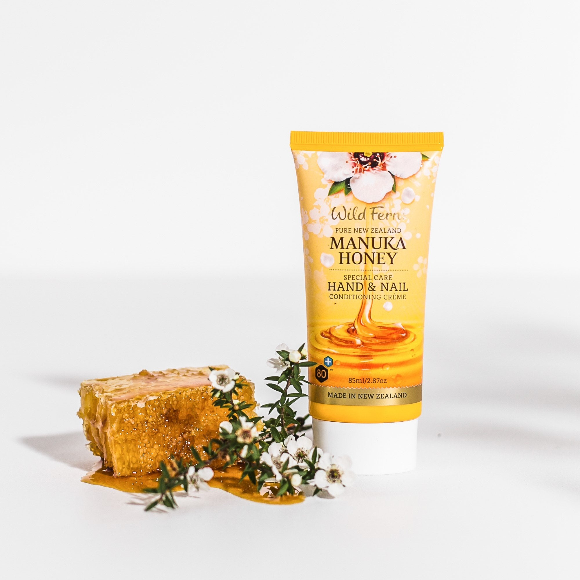 Manuka Honey Hand and Nail Conditioning Creme