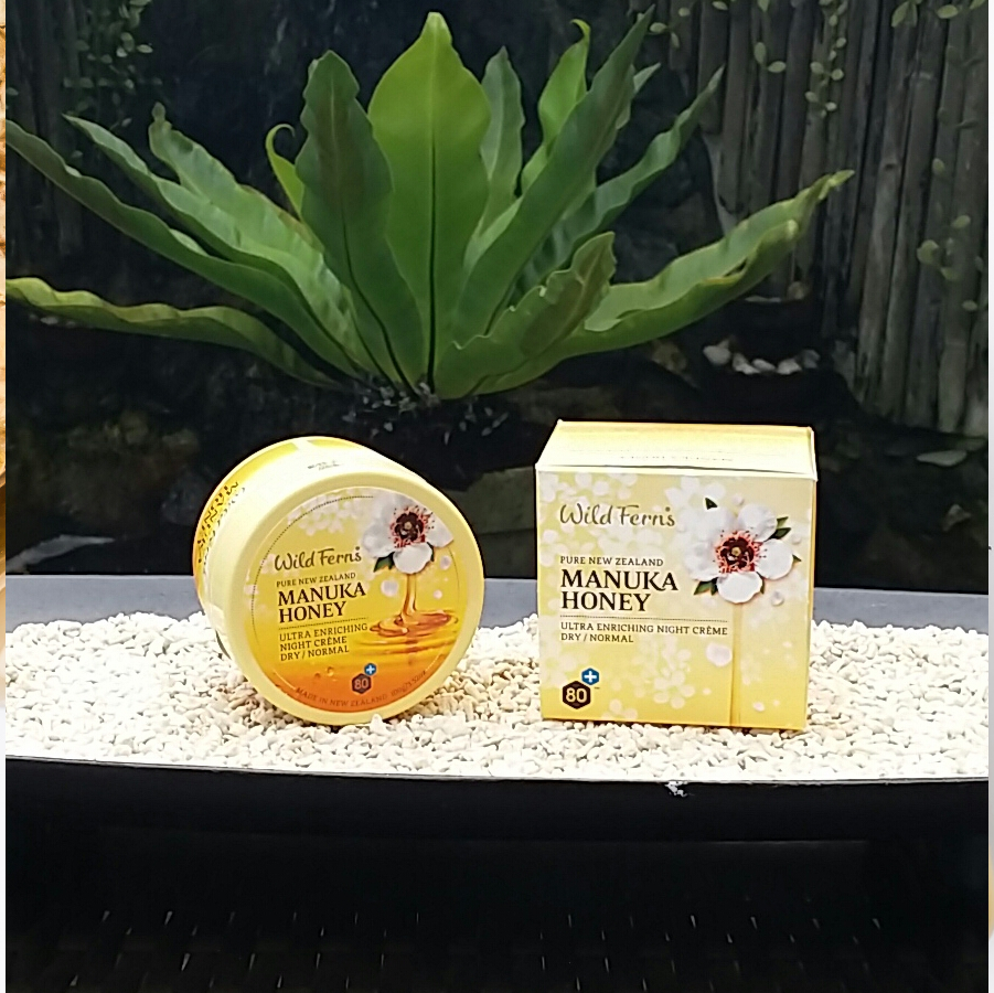 Manuka Honey Ultra Enriching Night Creme Dry to Normal