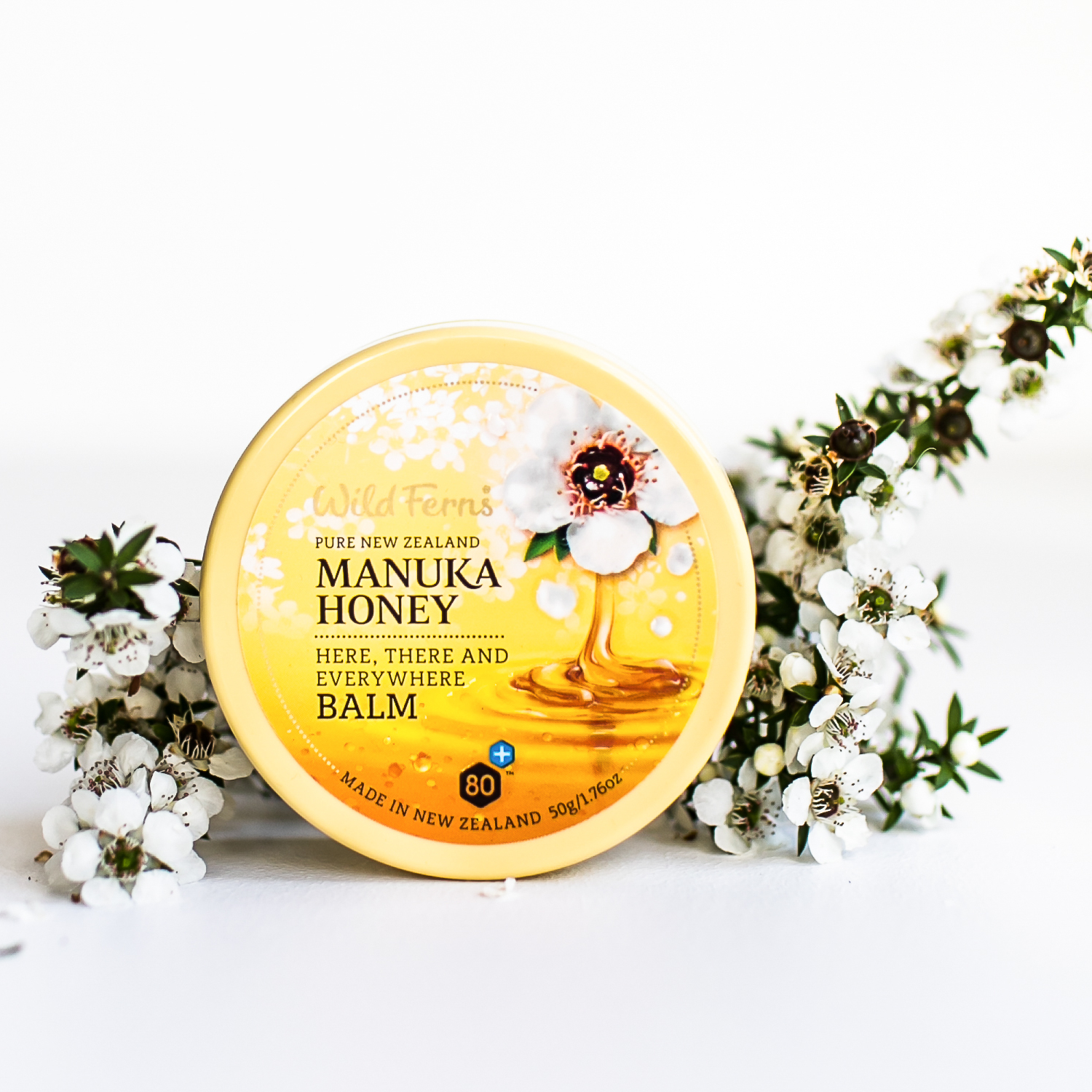 Manuka Honey Here, There and Everywhere Balm