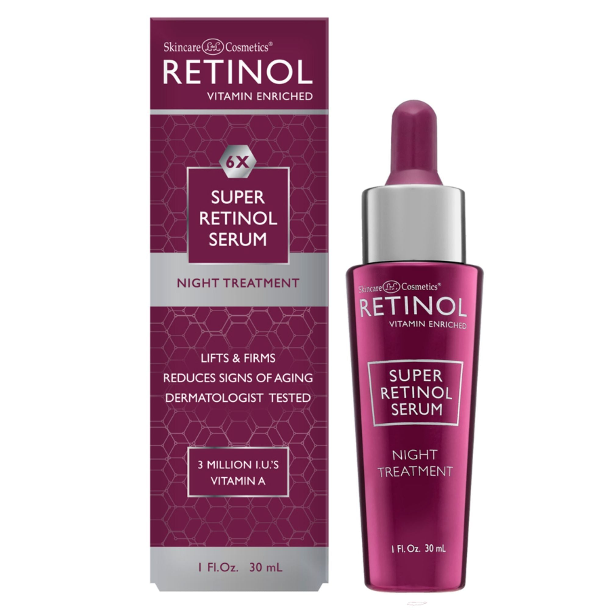 6X Super Retinol Serum