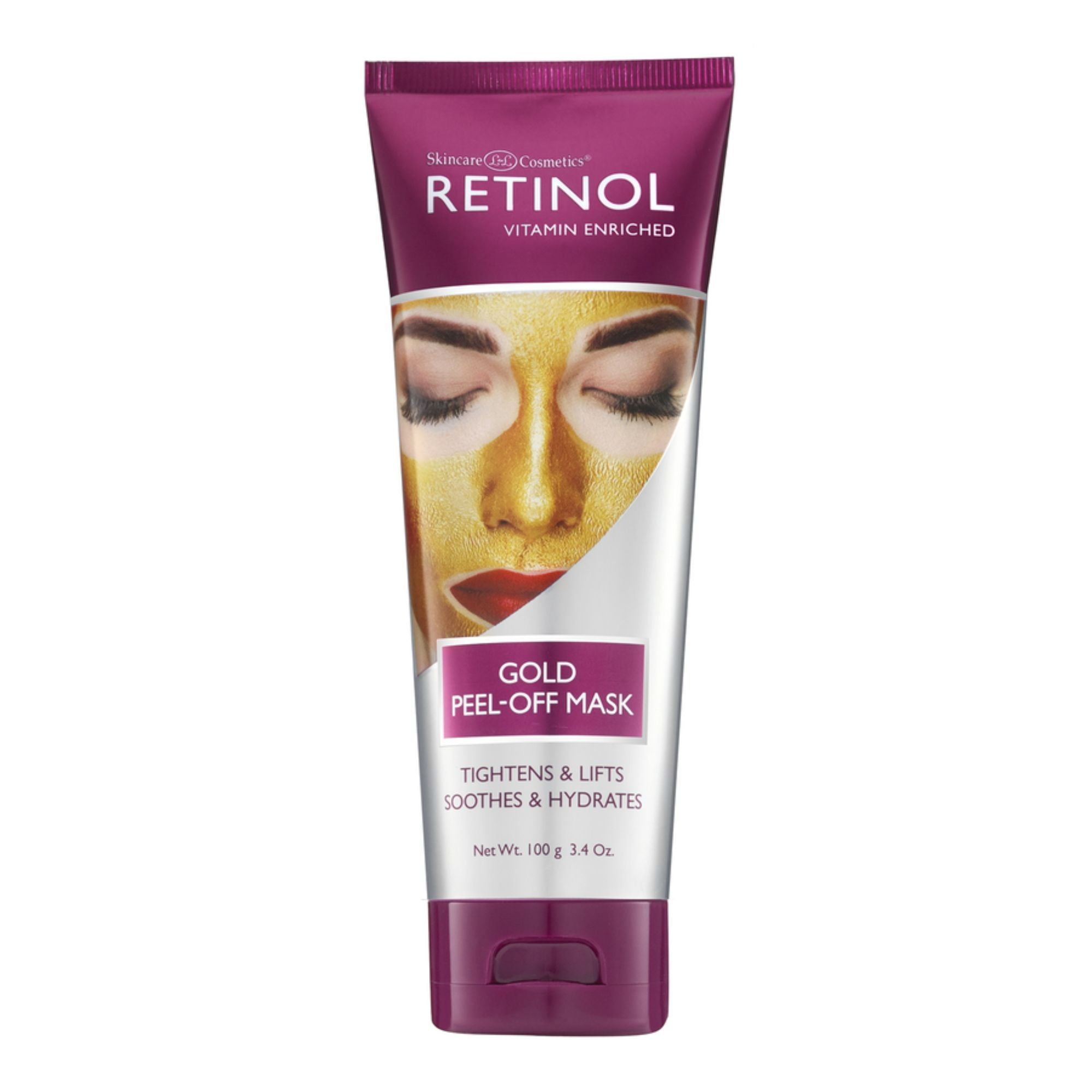 Gold Peel-Off Mask