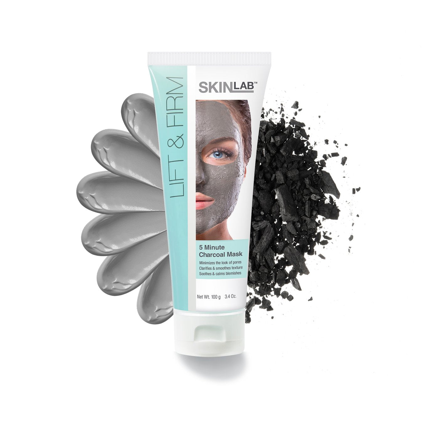 Lift & Firm 5 Minute Charcoal Mask