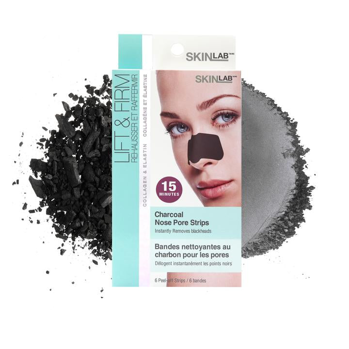 Lift & Firm Charcoal Nose Pore Strips