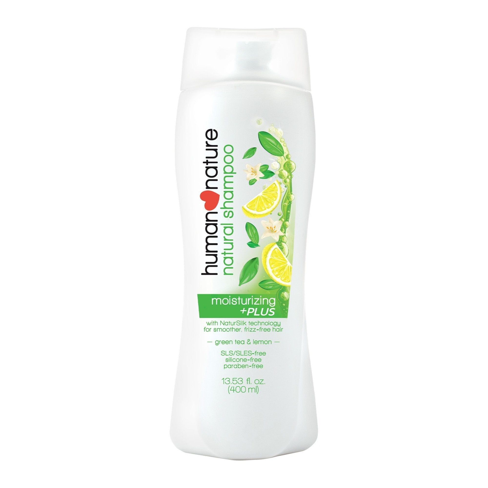Moisturizing +PLUS Shampoo Green Tea