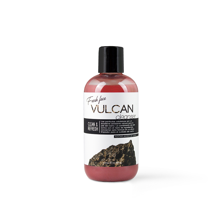 Vulcan Fresh Face Cleanser