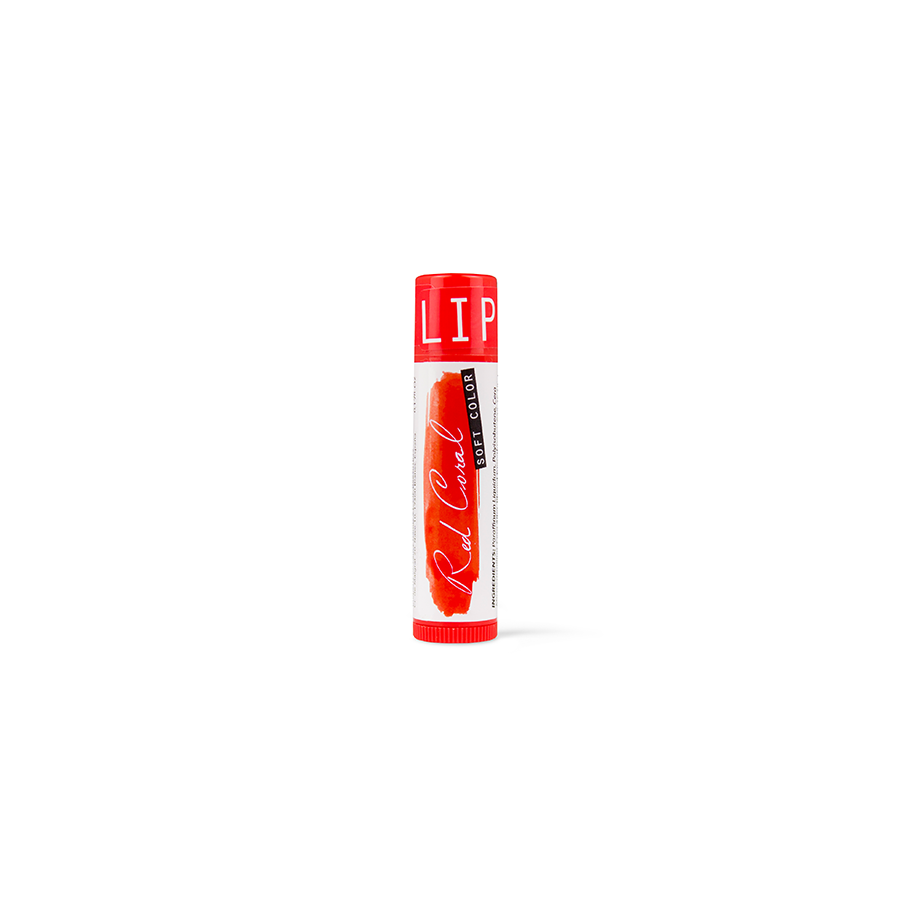Soft Color Lip Balm Coral