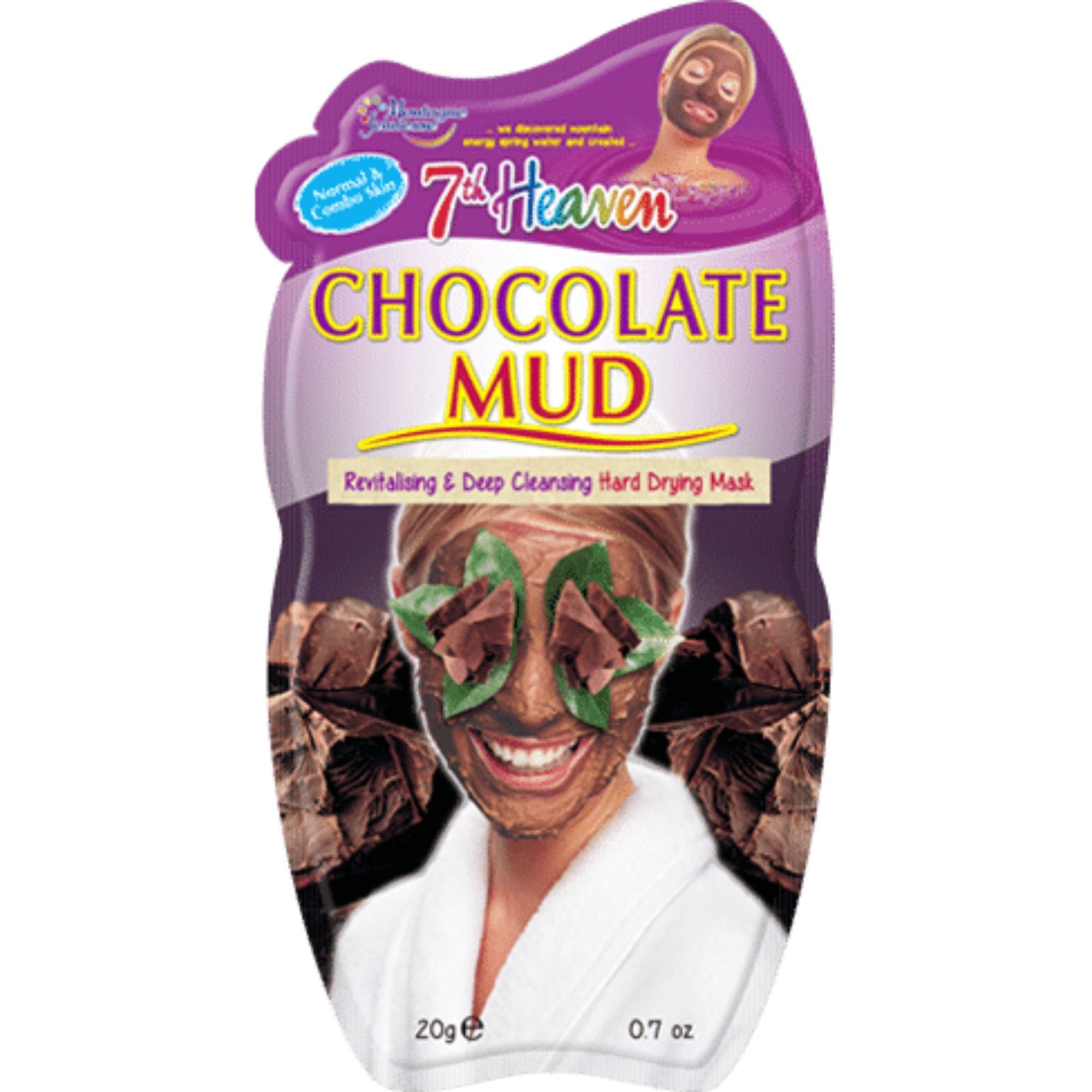 Chocolate Mud Mask