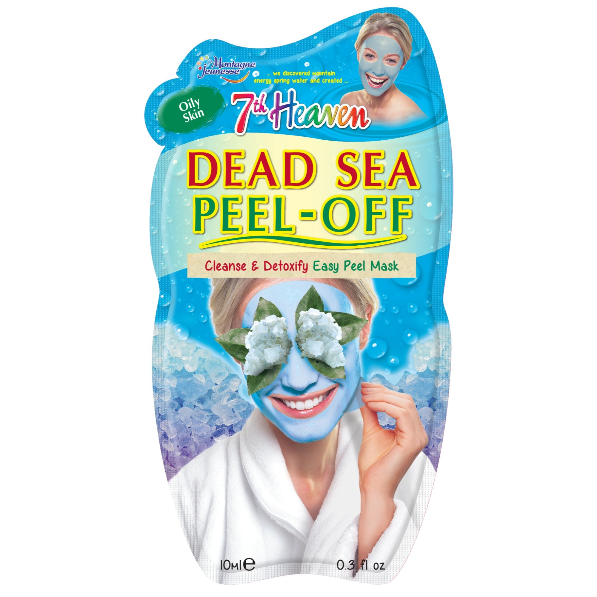 Dead Sea Peel-Off Mask