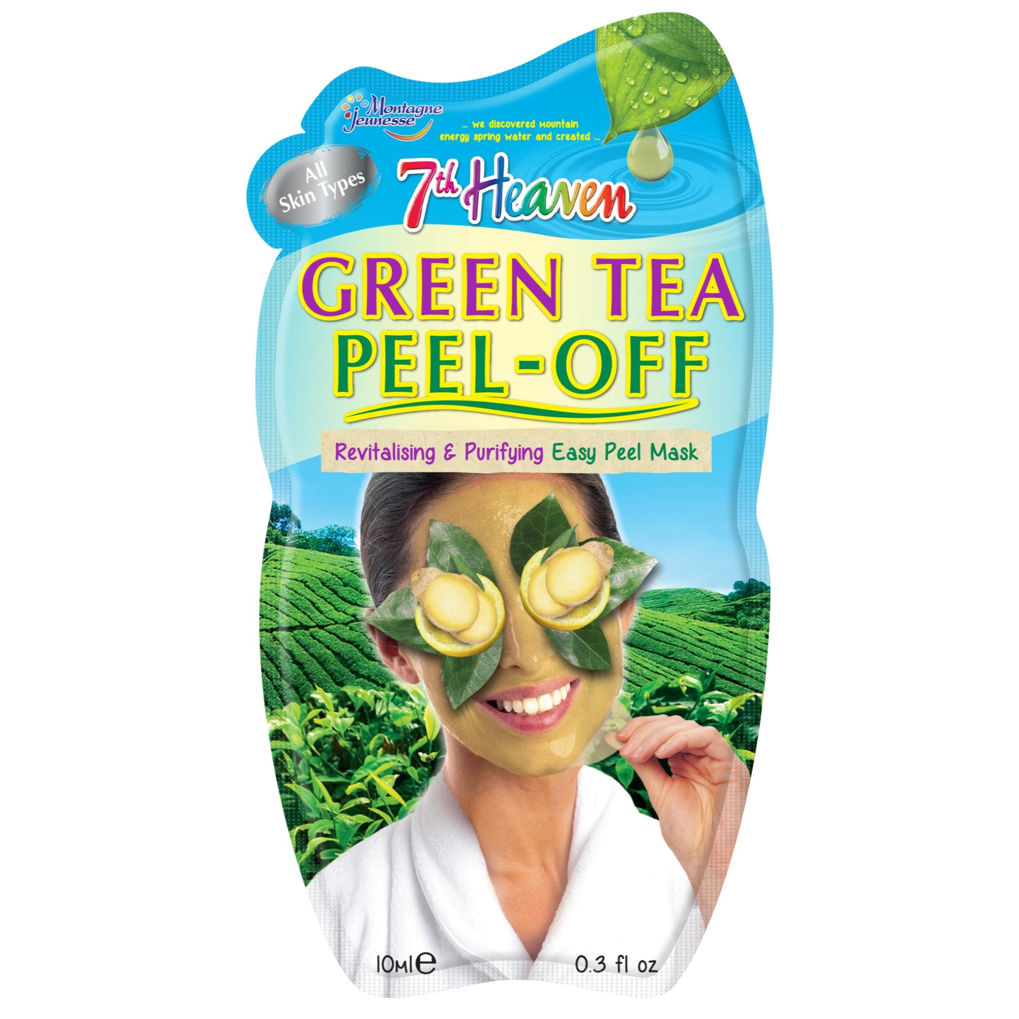 Green Tea Peel-Off Mask