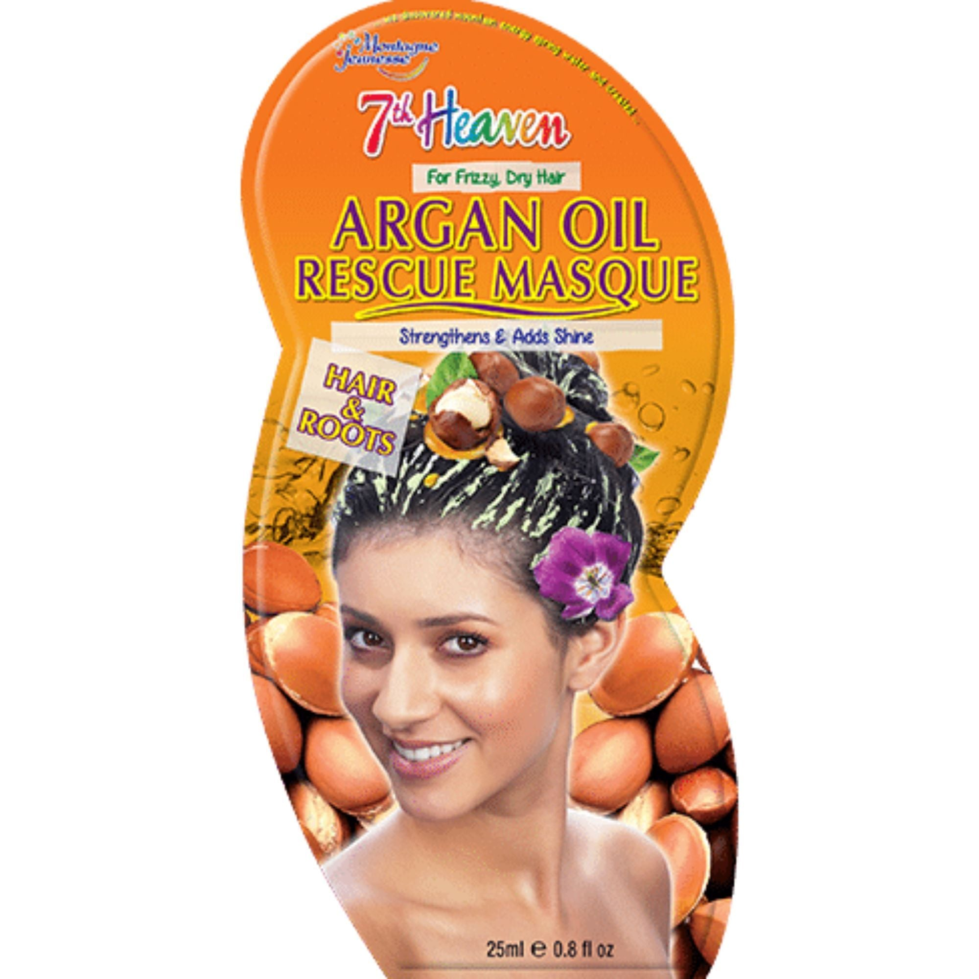 Argan Oil Rescue Hair Mask