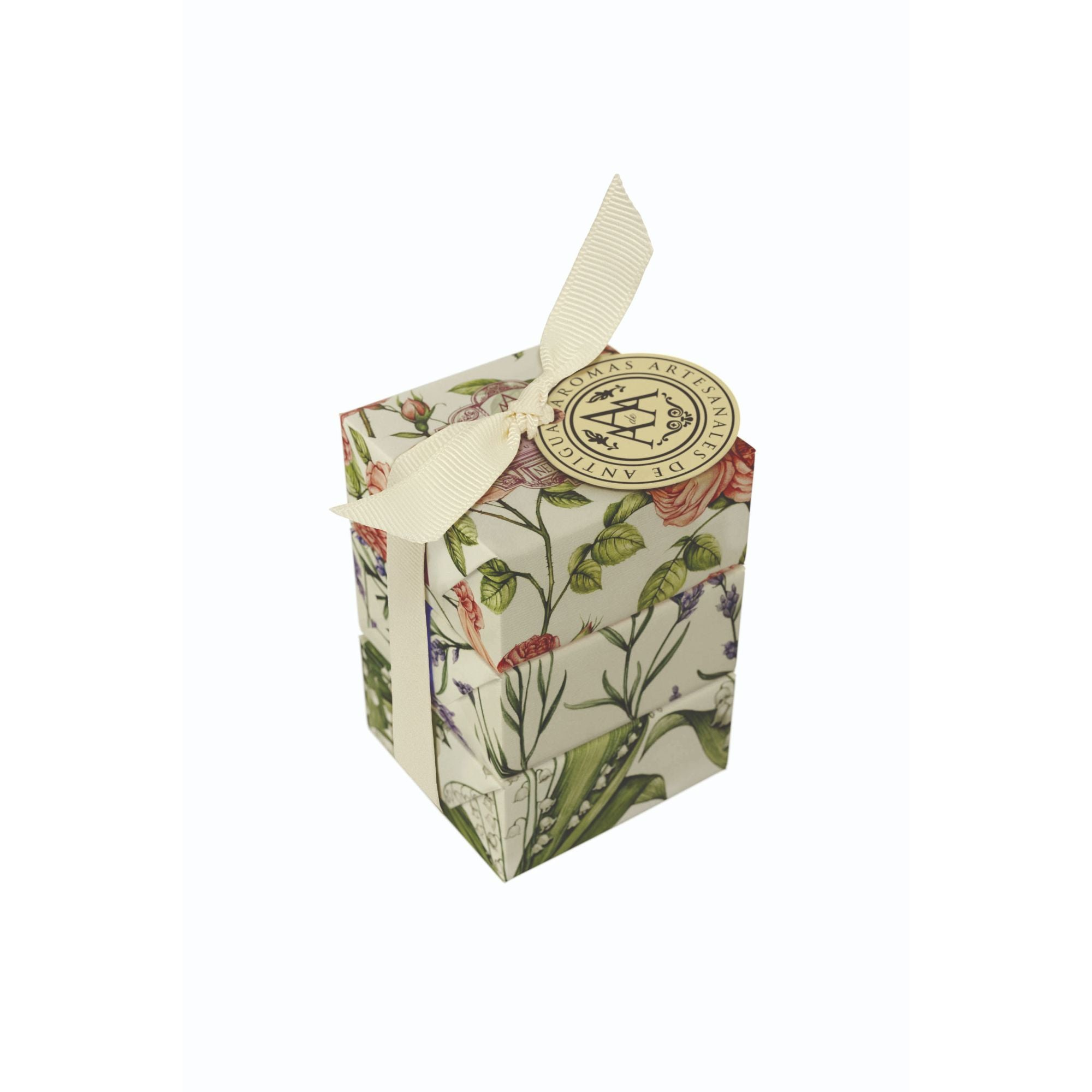 AAA Floral Mini Soap Set