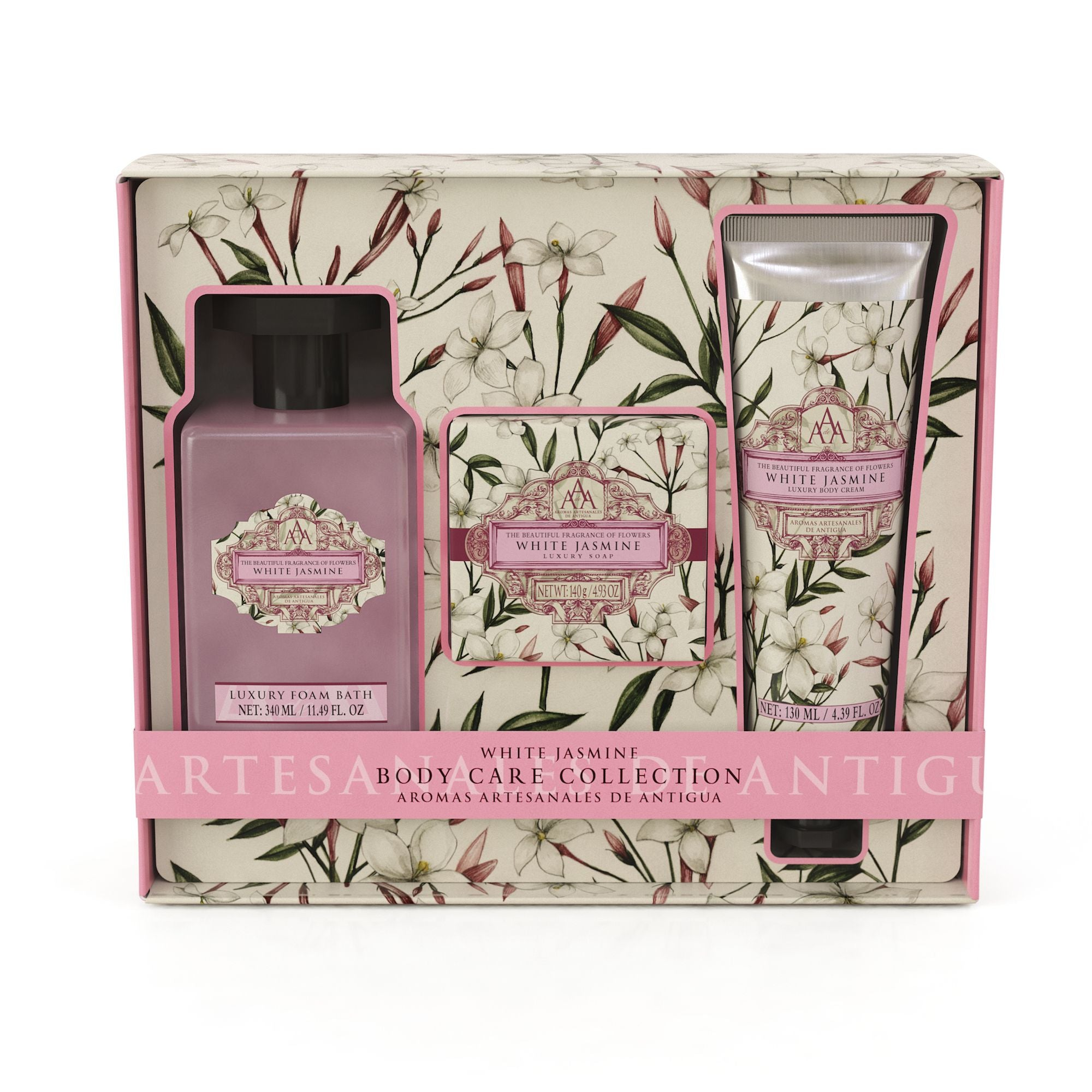 AAA Floral Body Care Set