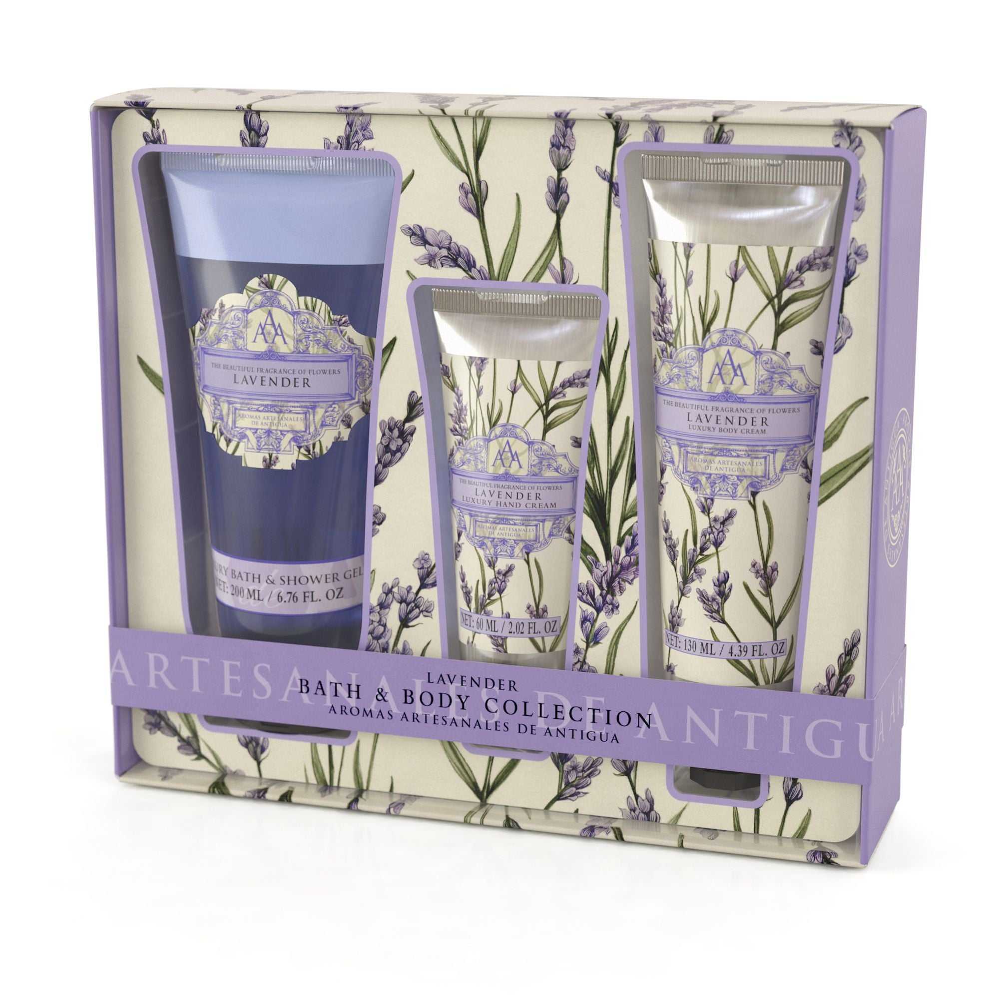 AAA Floral Bath & Body Set