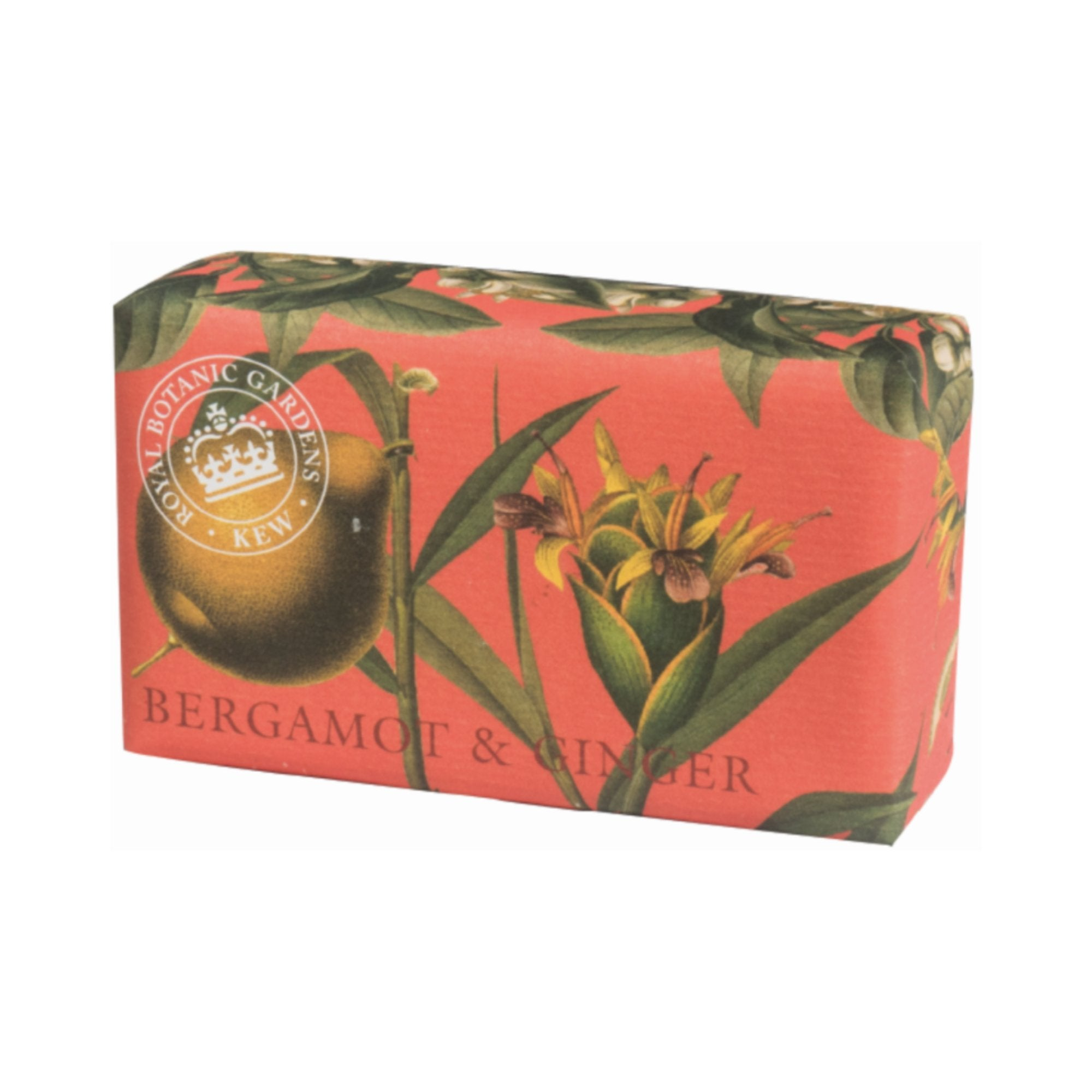 Kew Gardens Wrapped Soap