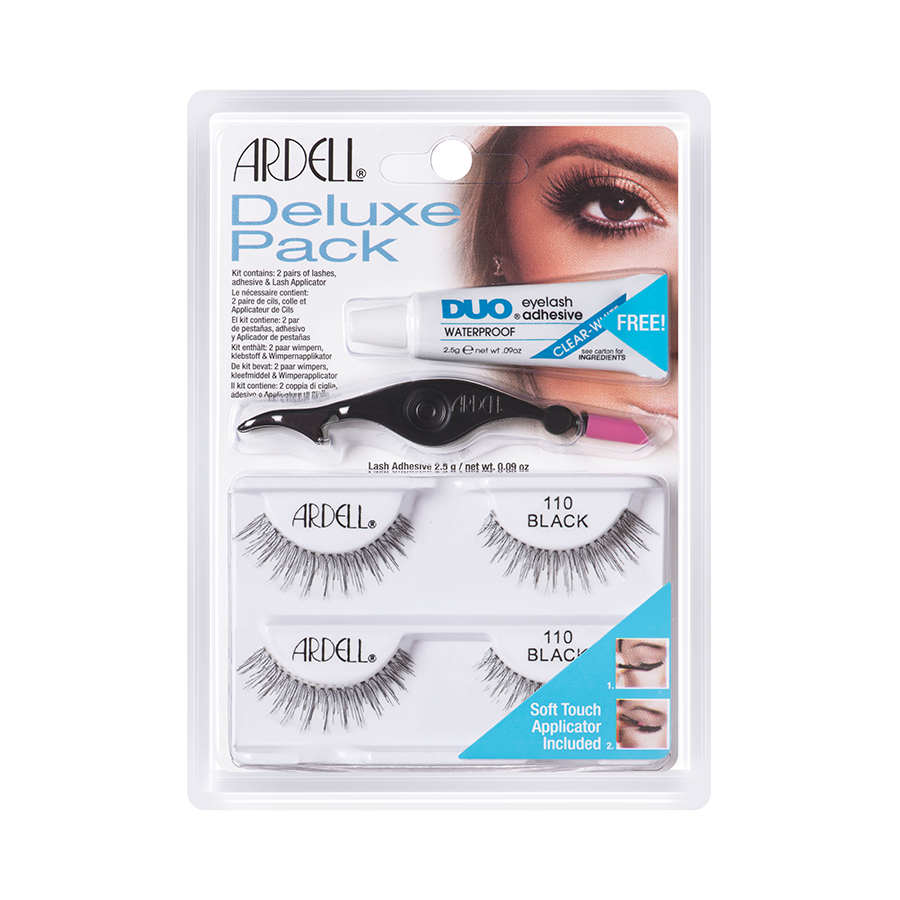 Deluxe Pack Lash 110 - Black