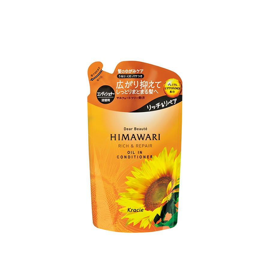 Himawari Dear Beaute Rich and Repair Oil in Conditioner Value Pack