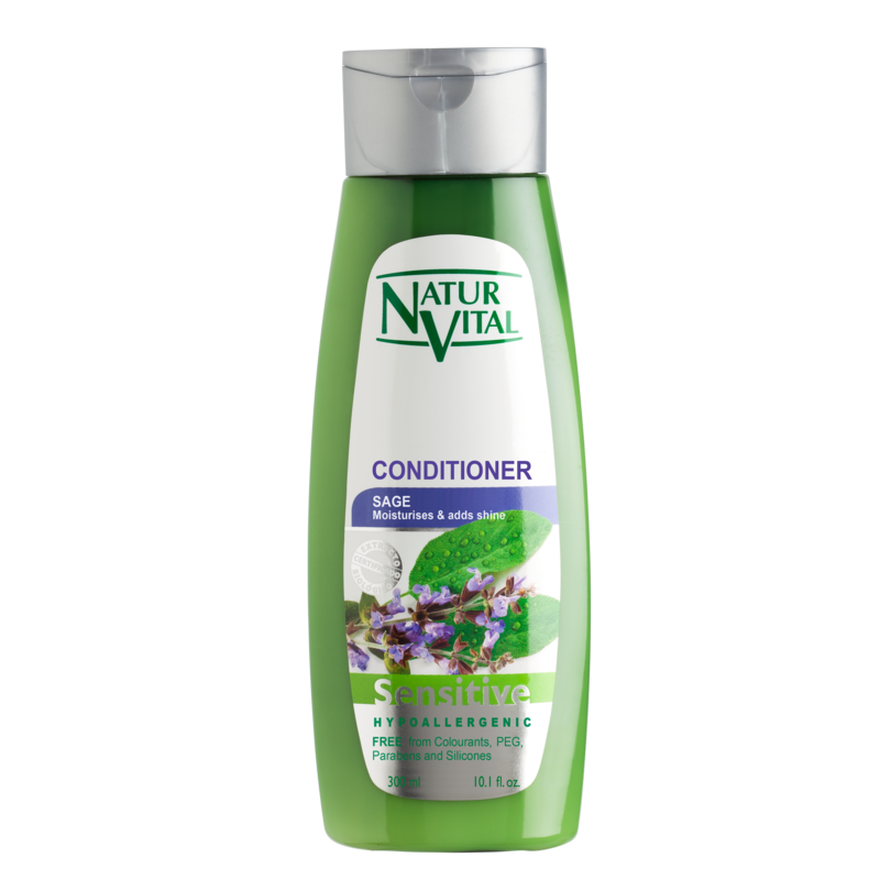 Hair Conditioner Sage - Sensitive