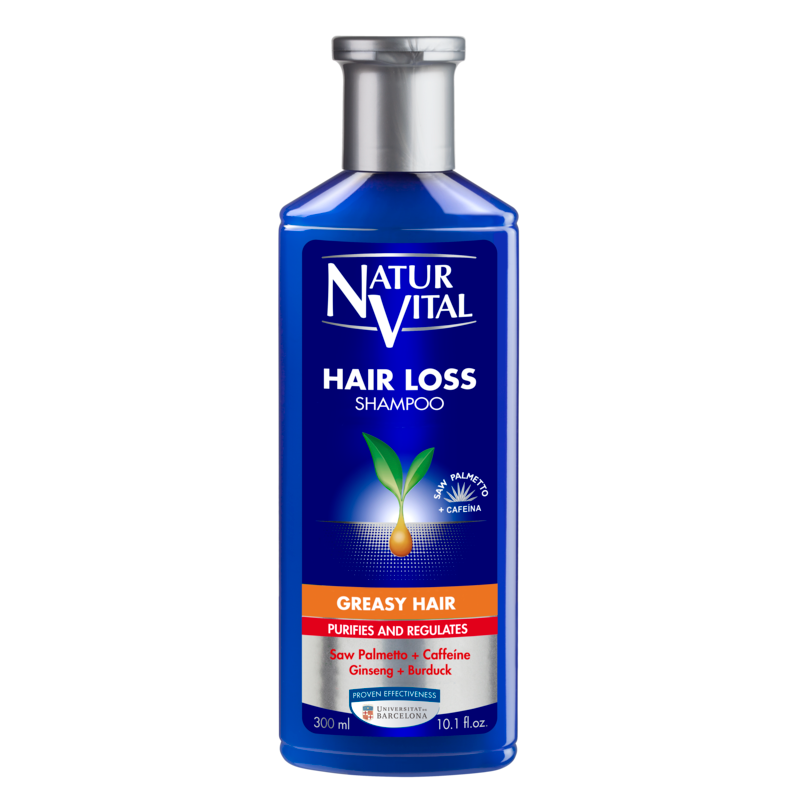 Hair Loss Shampoo Greasy Hair