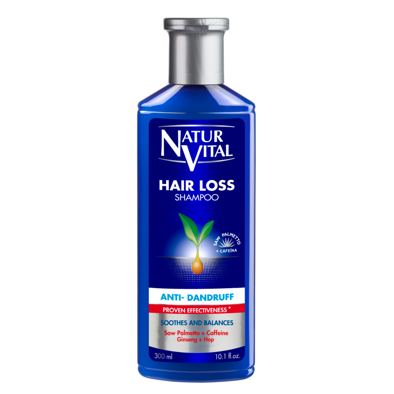 Hair Loss Shampoo Antidandruff