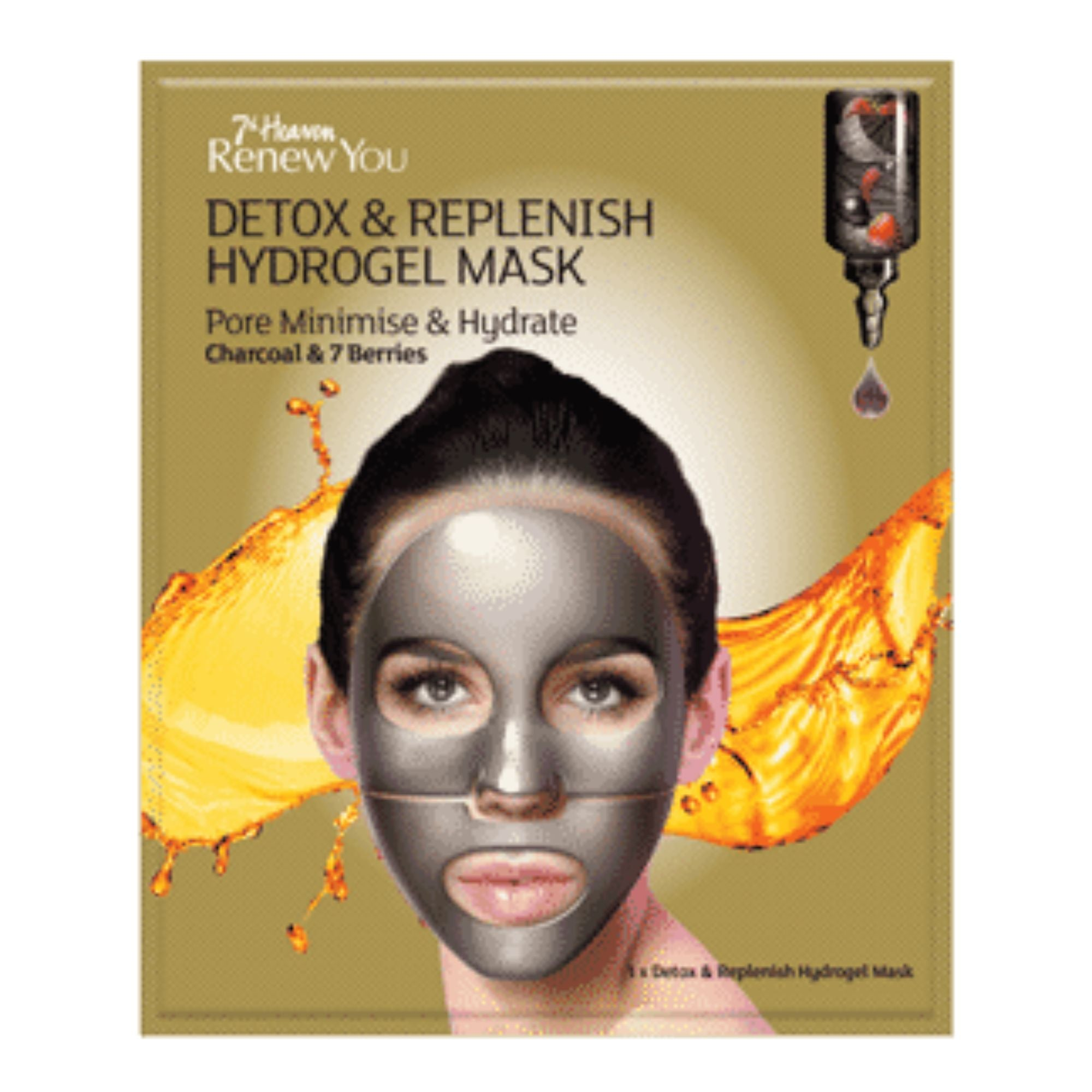 Renew You Detox & Replenish Hydrogel Mask