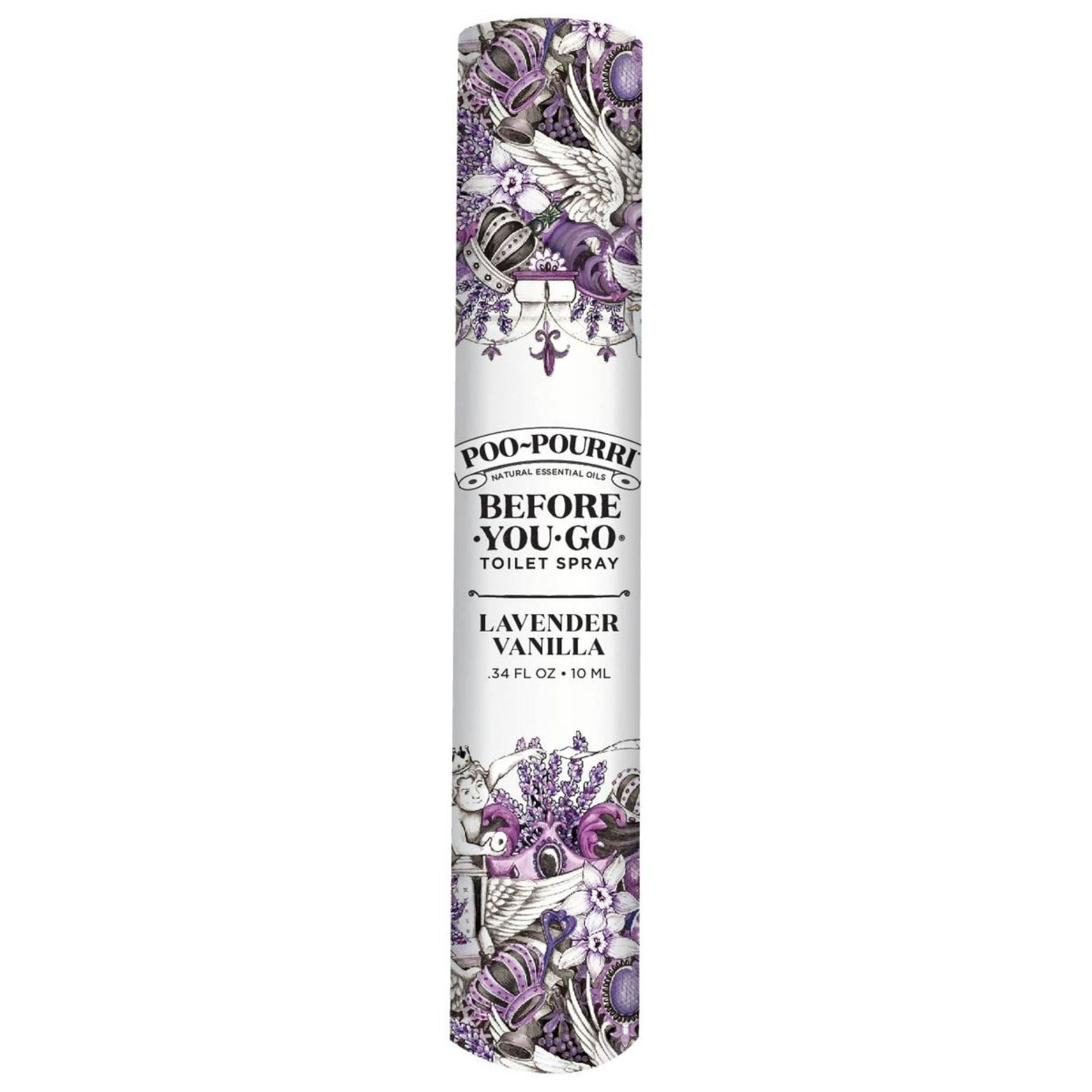 Lavender Vanilla Before-You-Go® Toilet Spray