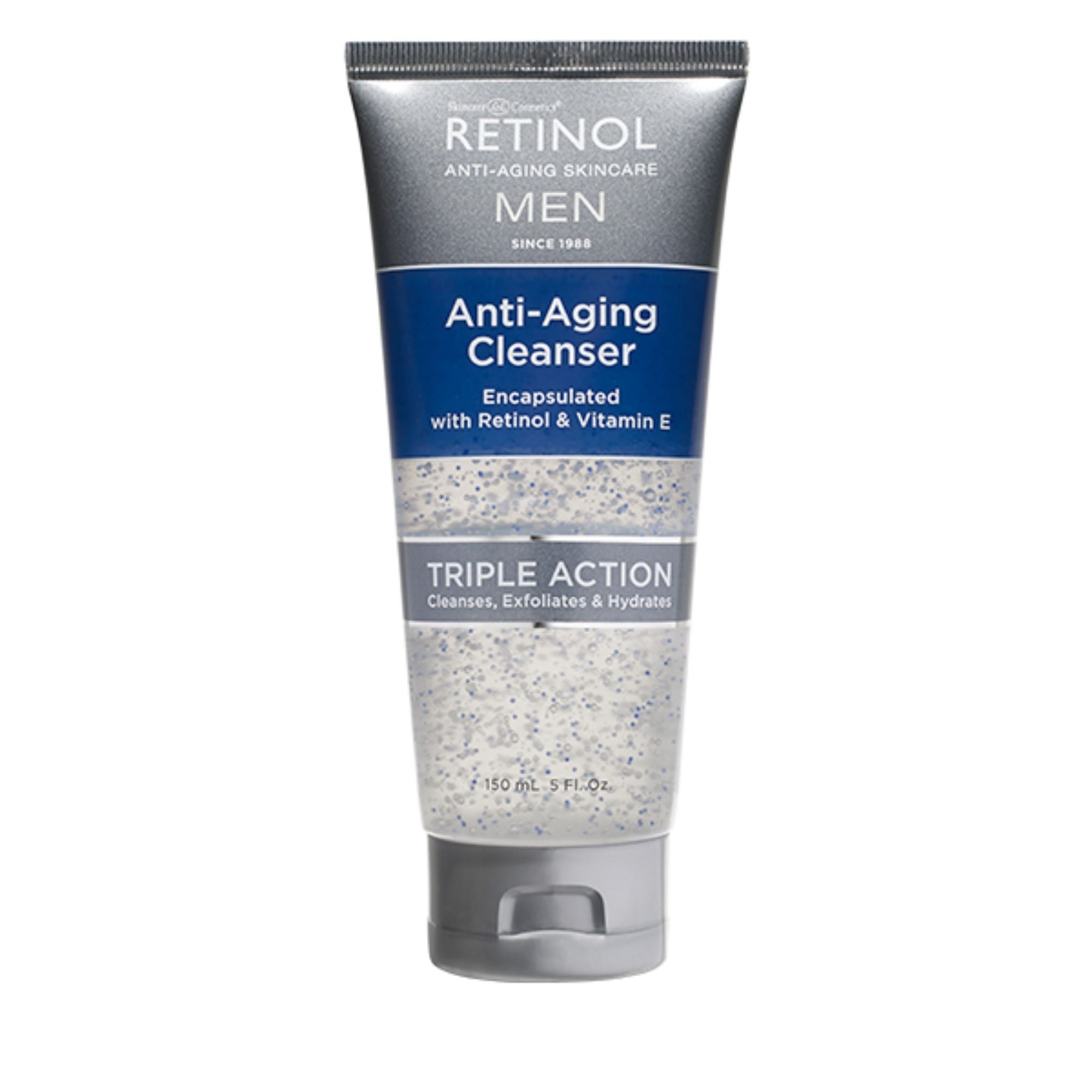 Men's Anti-Aging Cleanser