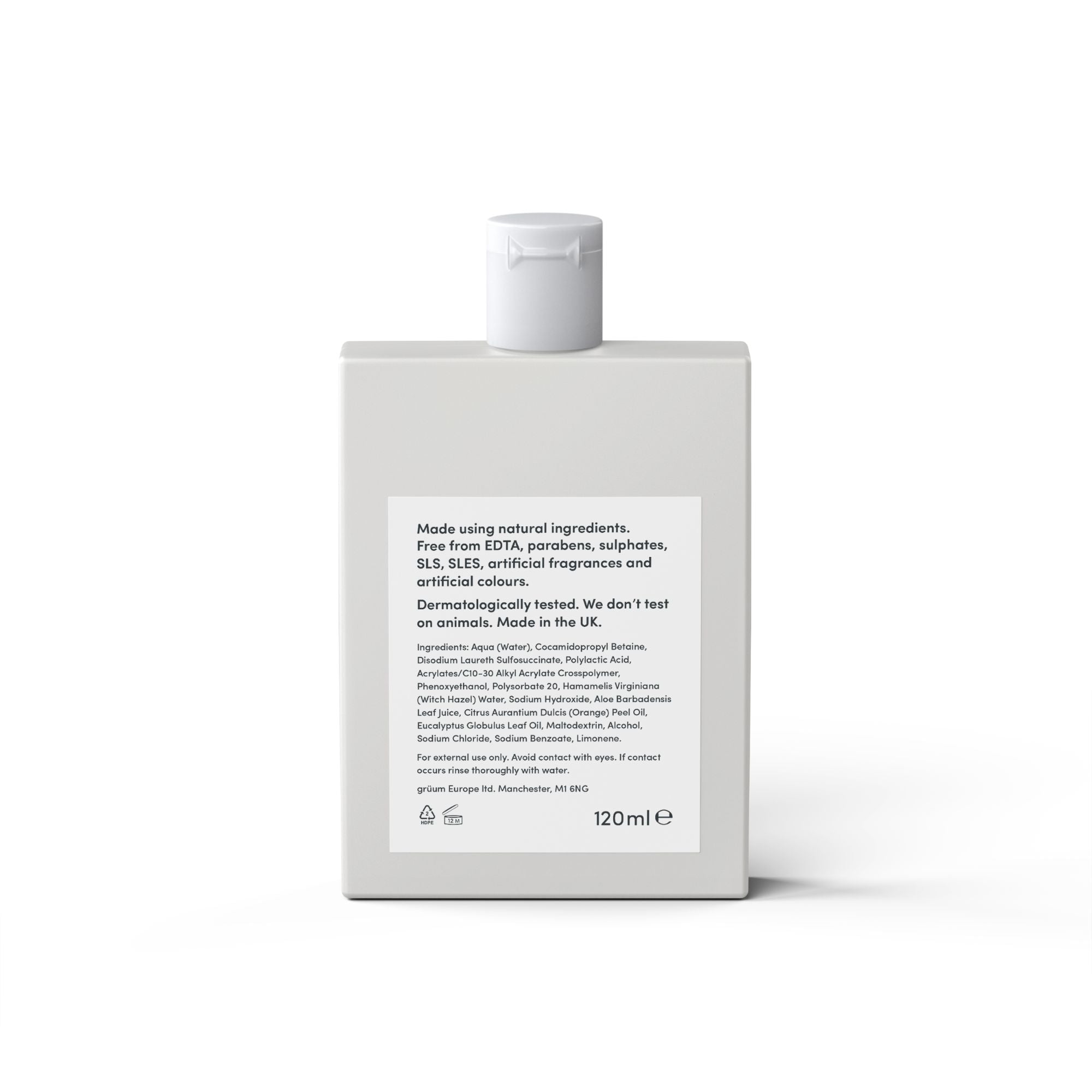 kóri Exfoliating Face Wash