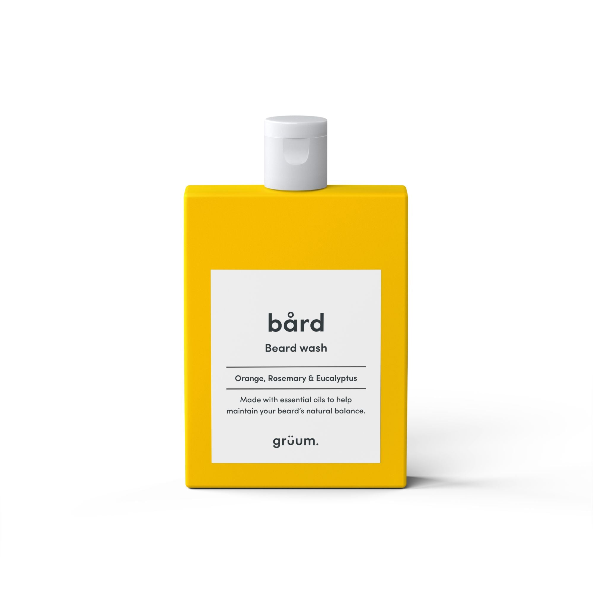 bård Beard Wash