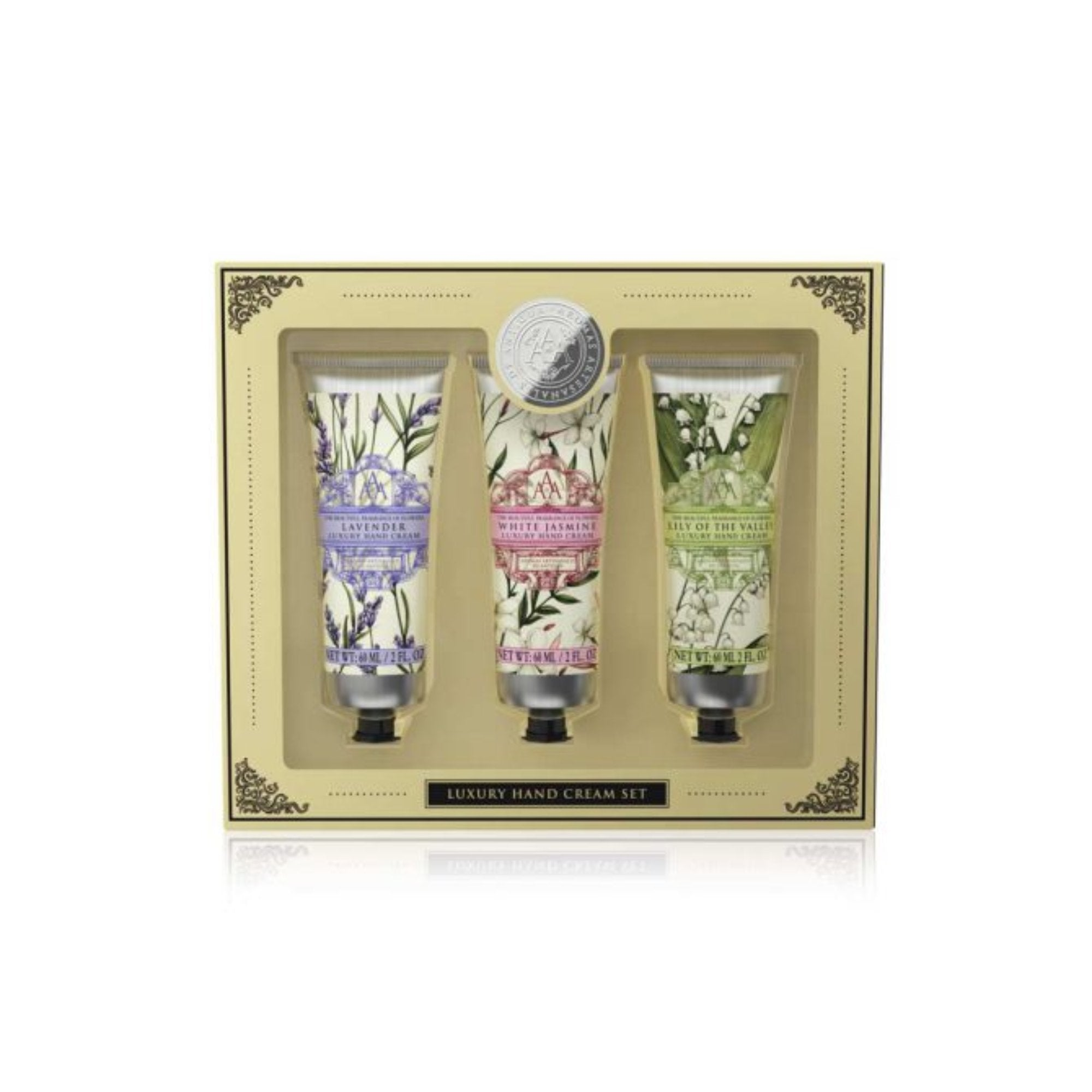 AAA Floral Hand Cream Set of 3