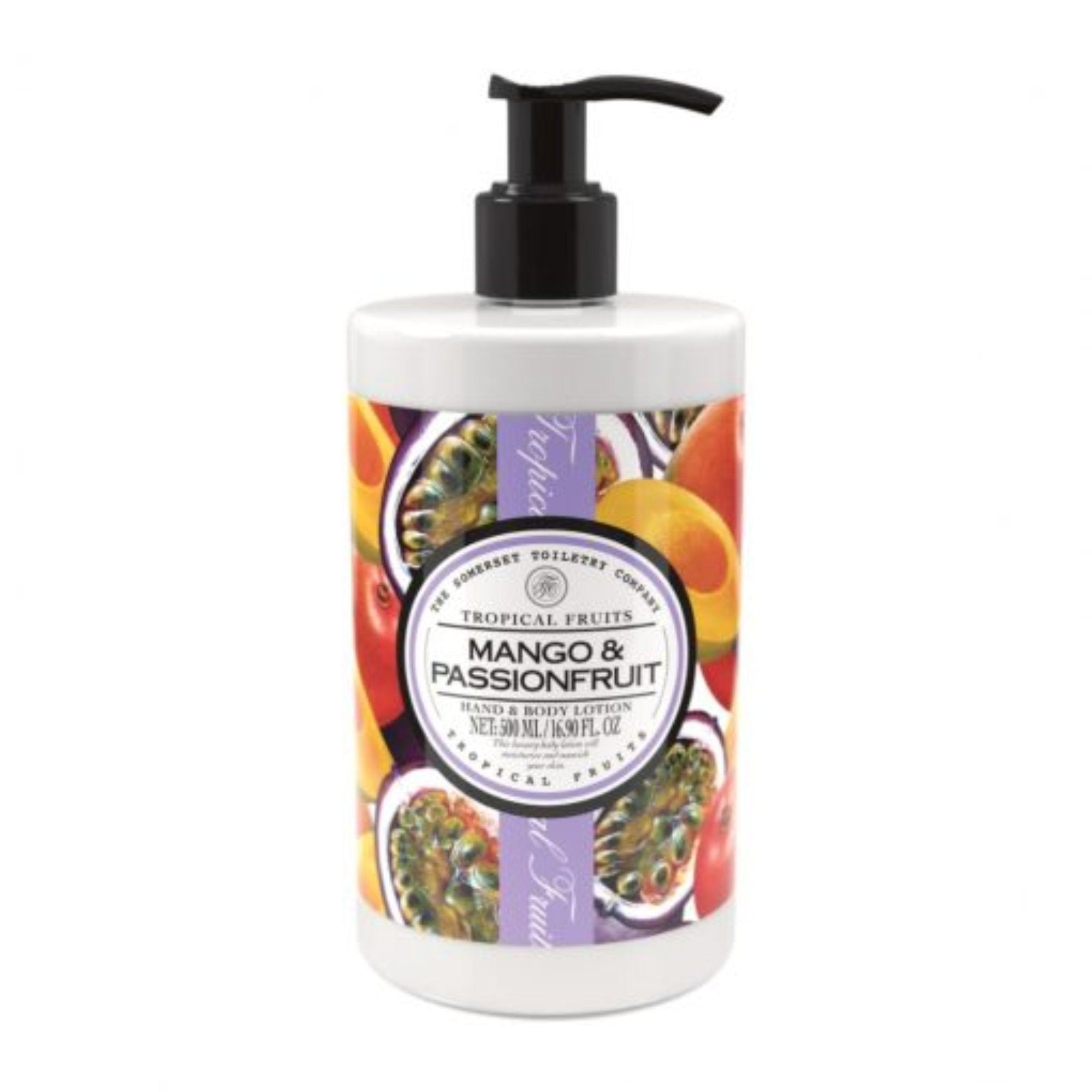 Tropical Fruits Body Lotion