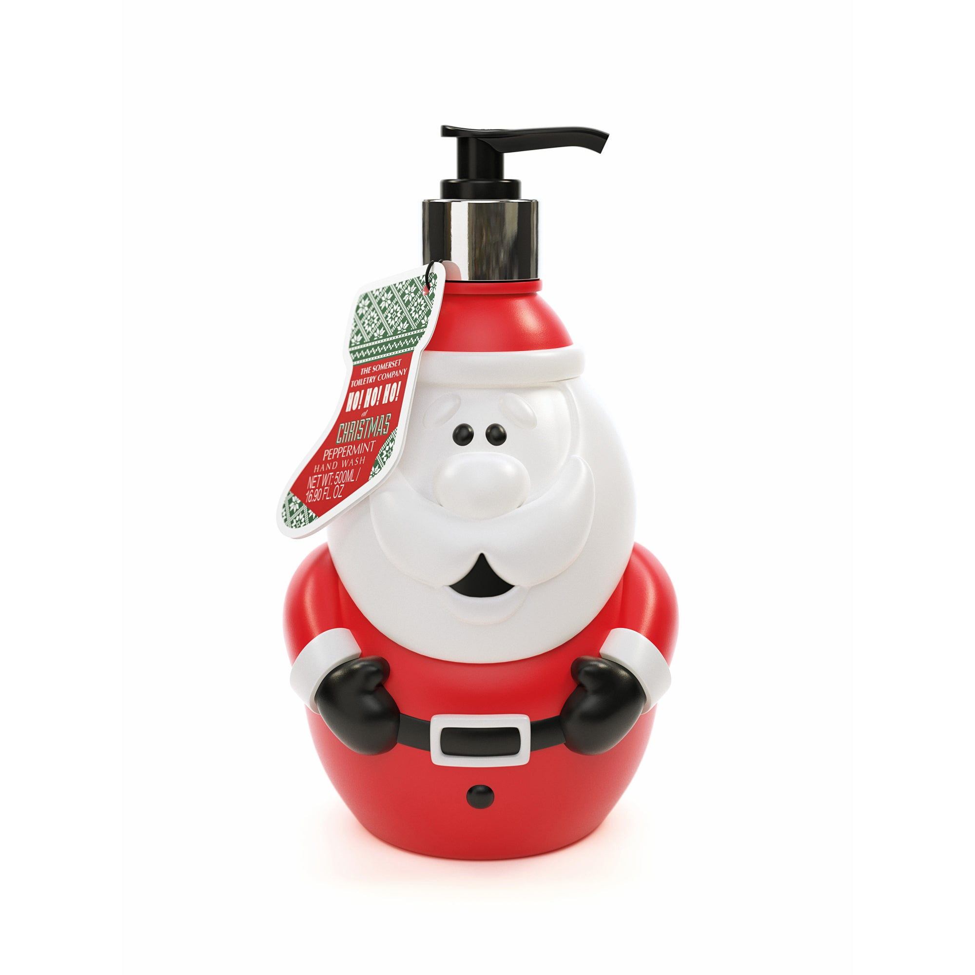 Santa Peppermint Hand Wash
