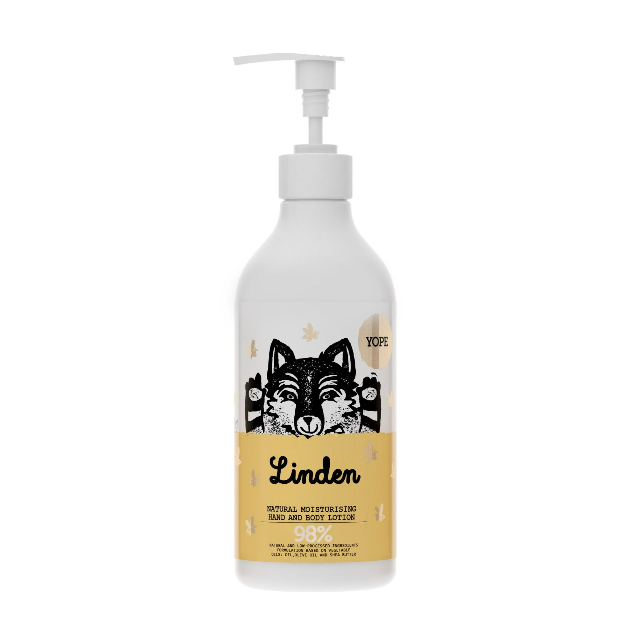 Hand & Body Lotion Linden