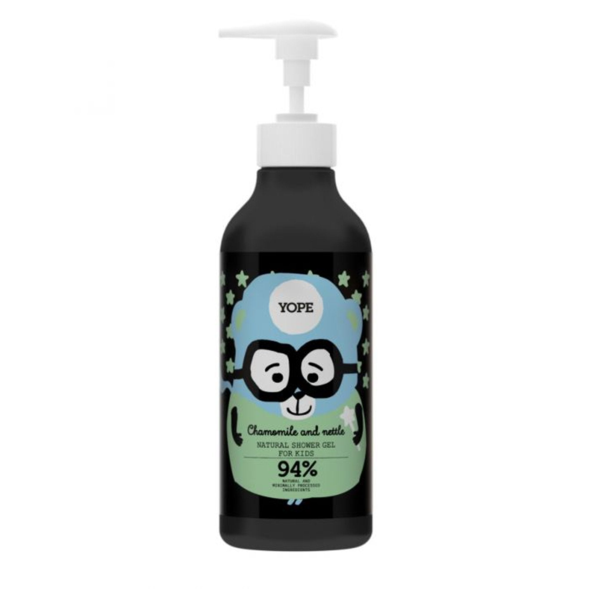 Shower Gel for Kids Chamomile and Nettle 400ml