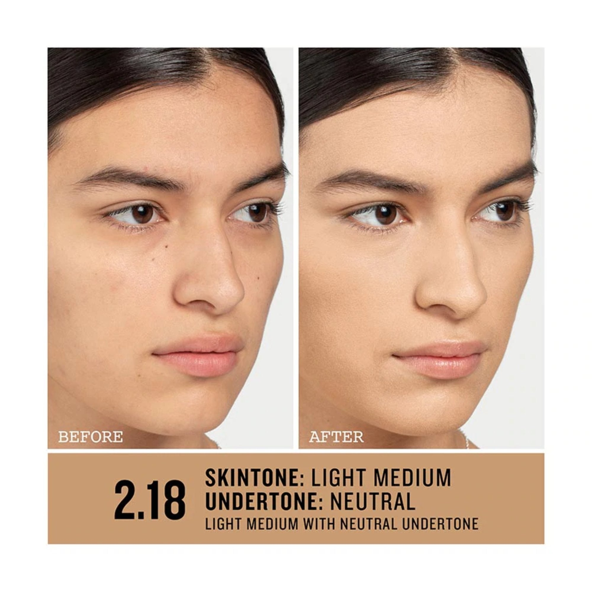 2.18 Light-Medium, Neutral