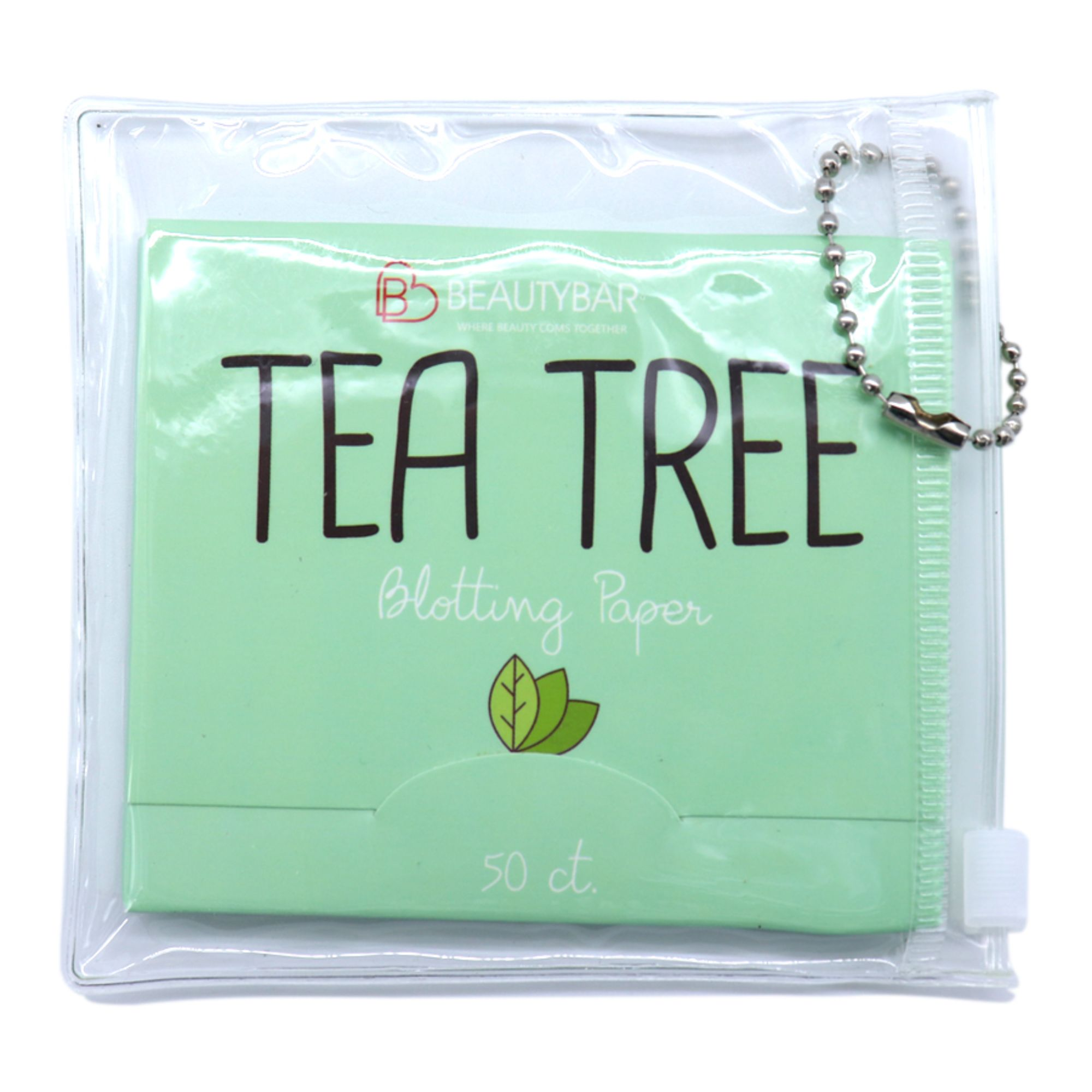 Tea Tree Oil Blotting Paper 50s