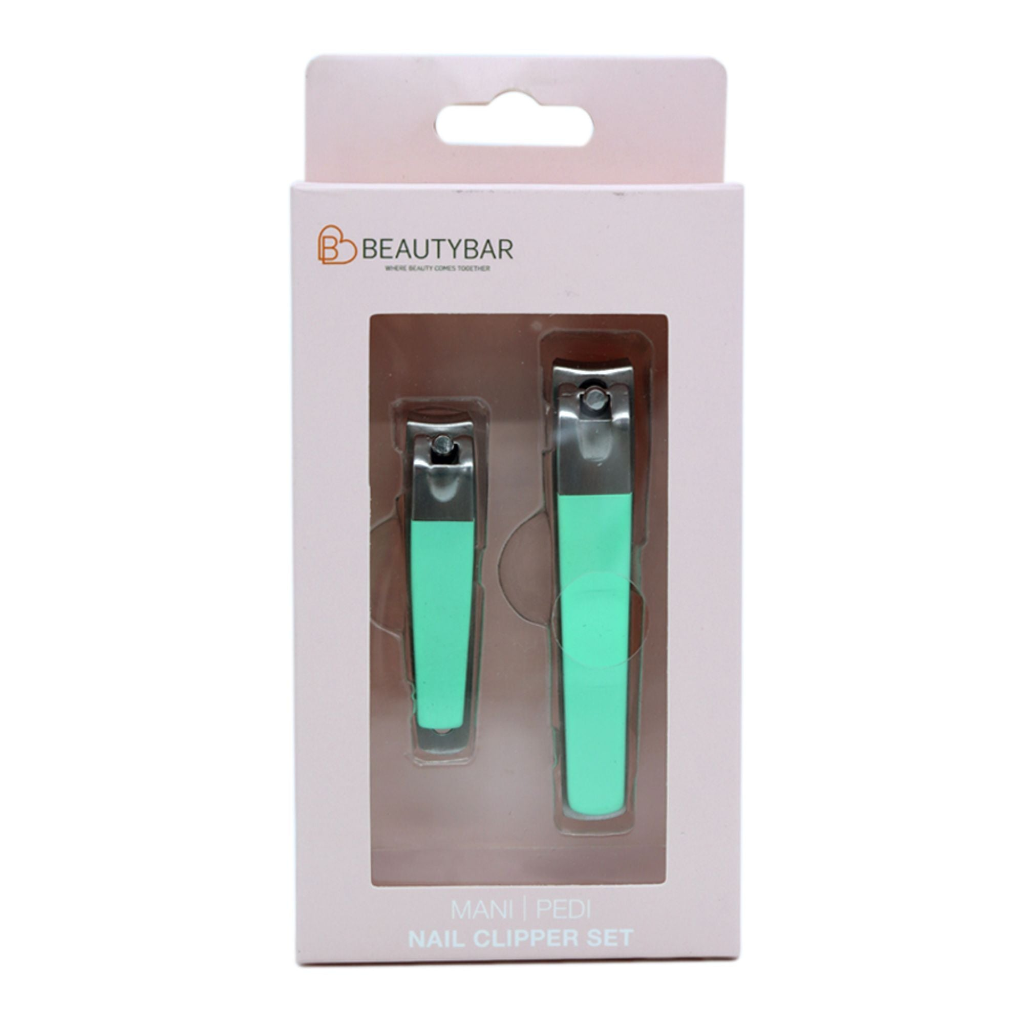 Green Nail Cutter - 2 pack