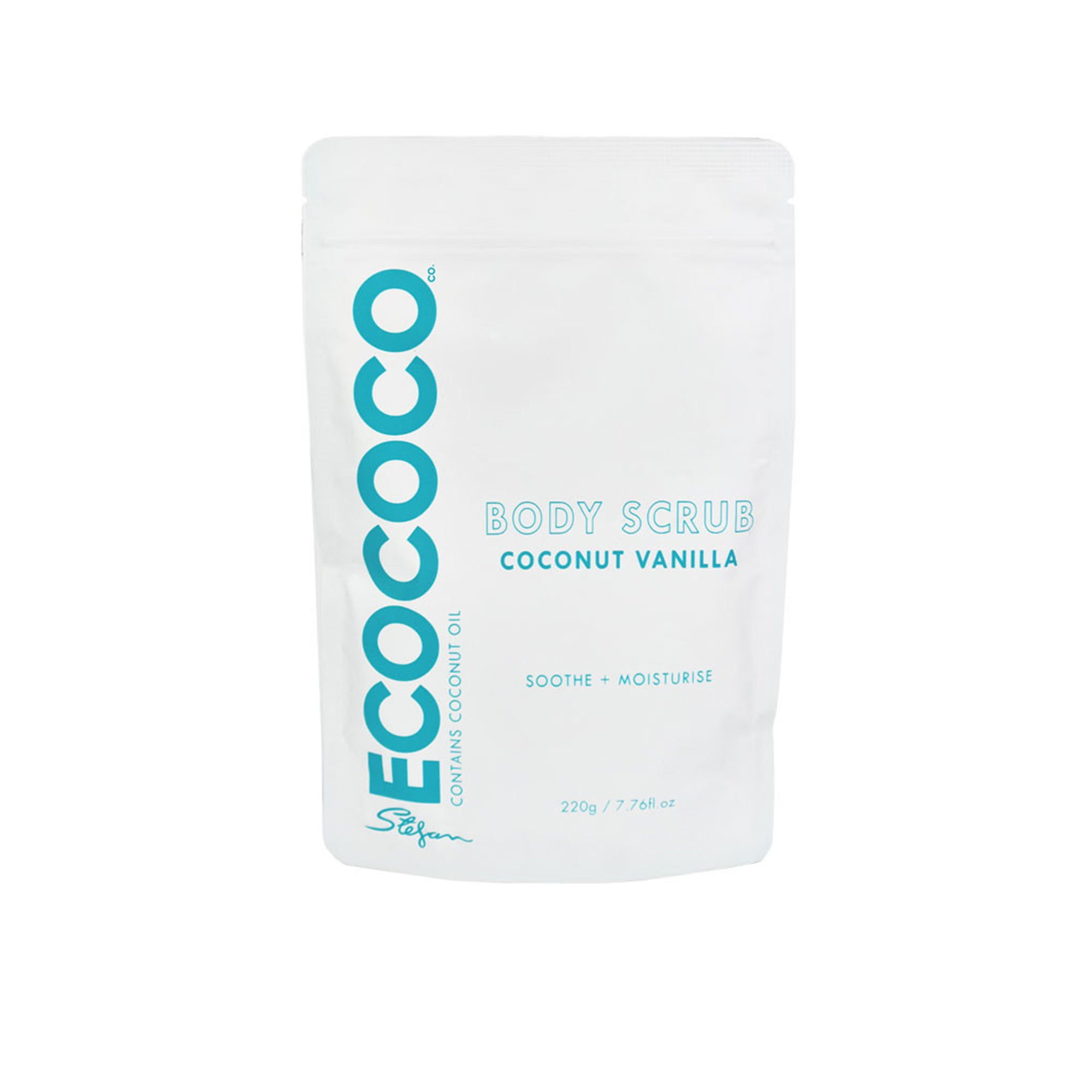 Coconut Vanilla Body Scrub